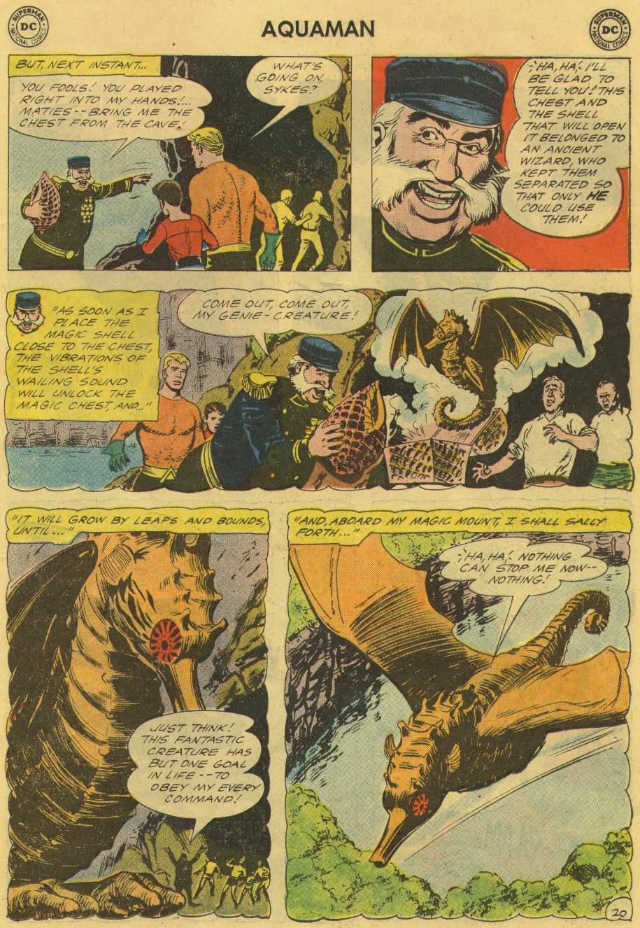 Read online Aquaman (1962) comic -  Issue #2 - 27