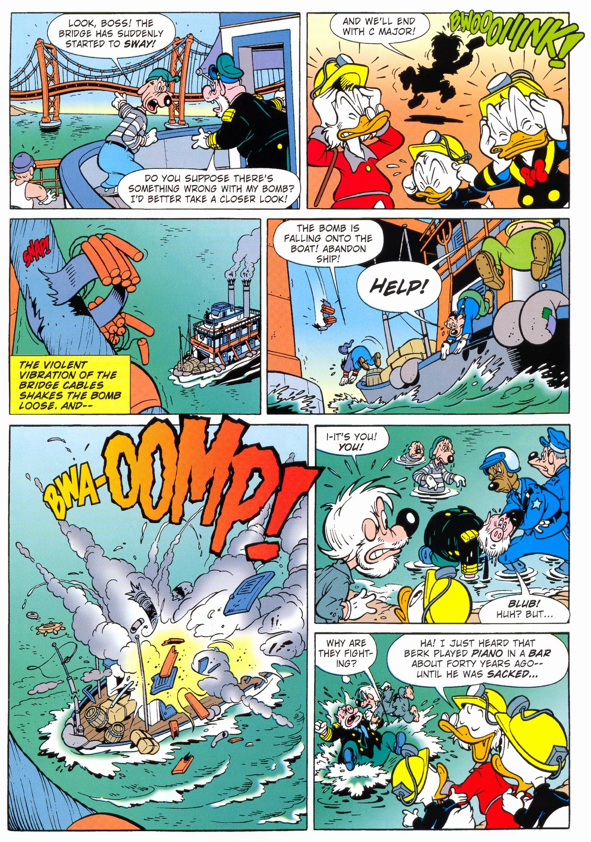 Read online Uncle Scrooge (1953) comic -  Issue #324 - 49