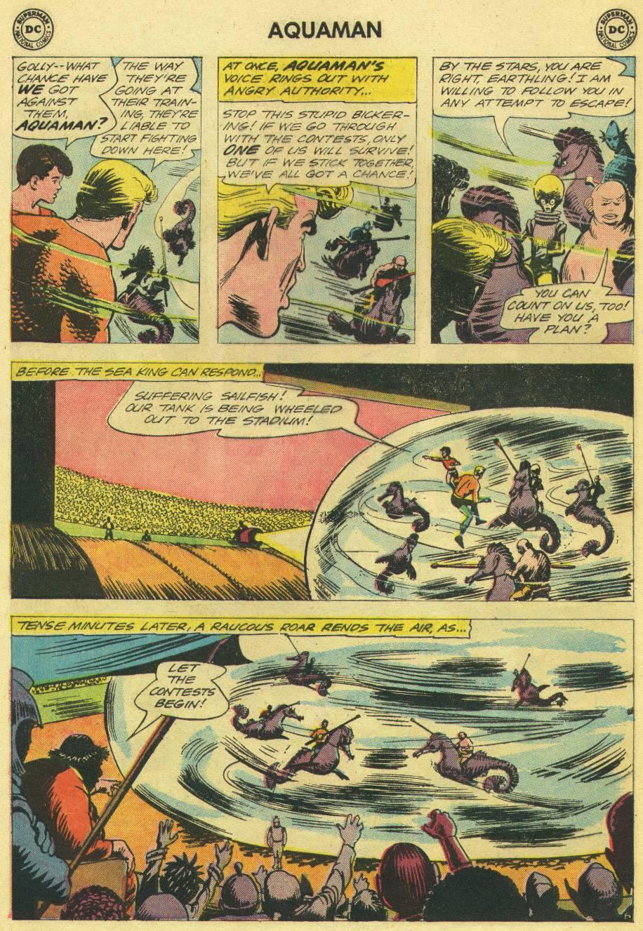 Read online Aquaman (1962) comic -  Issue #12 - 24