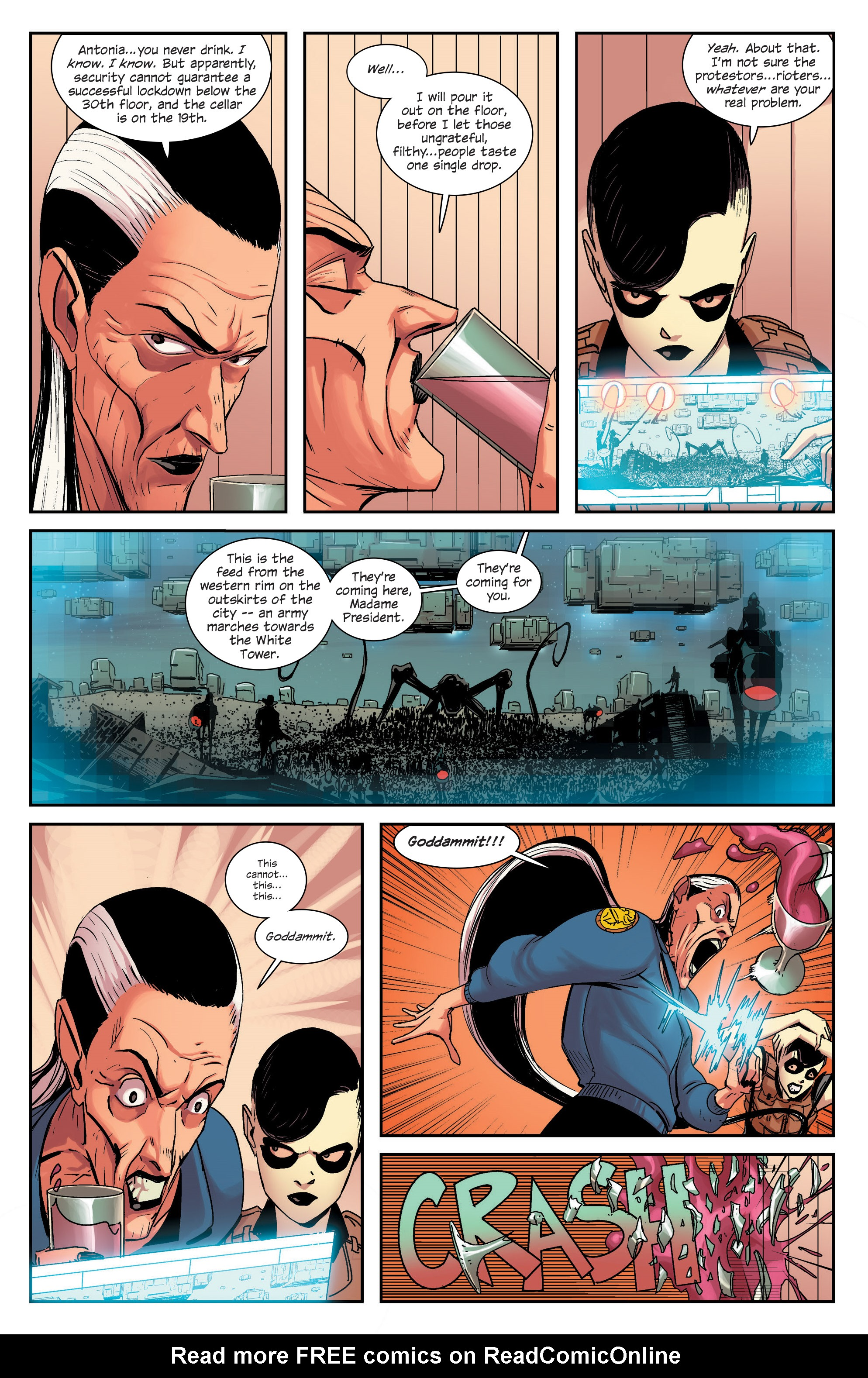 Read online East Of West comic -  Issue #33 - 10