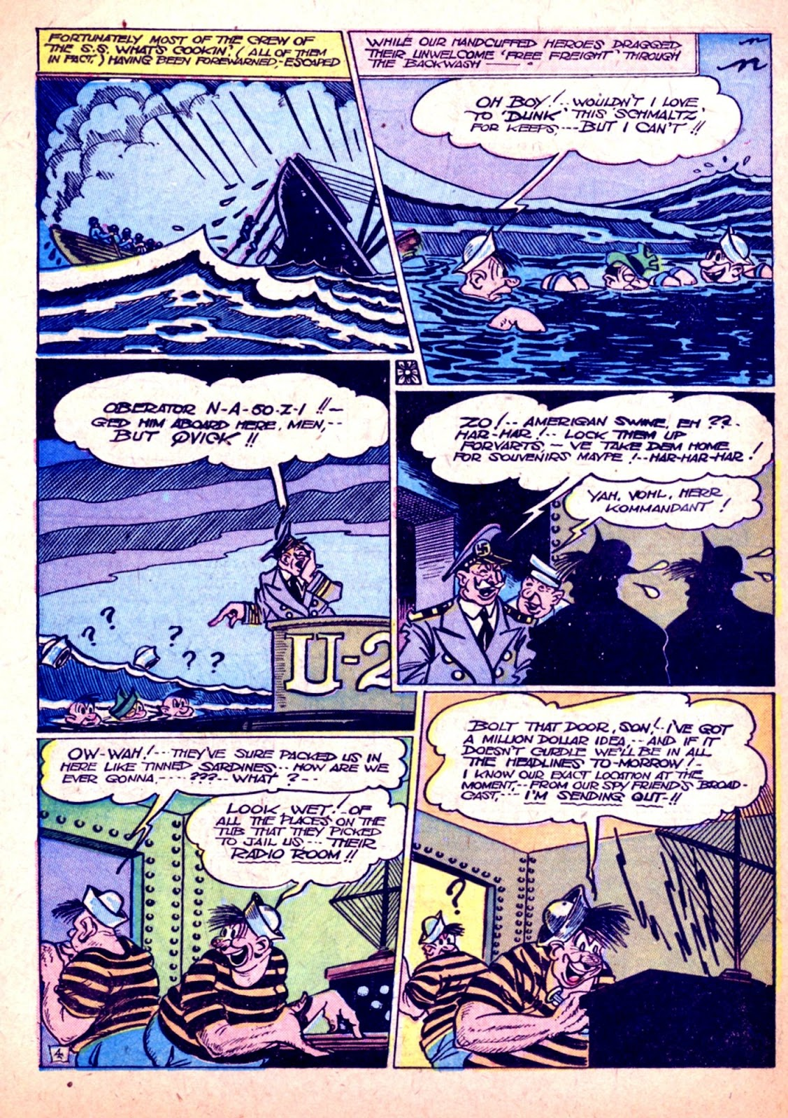 The Blue Beetle issue 31 - Page 36