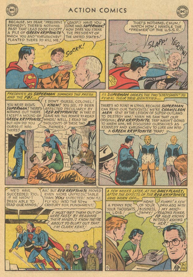 Read online Action Comics (1938) comic -  Issue #283 - 15