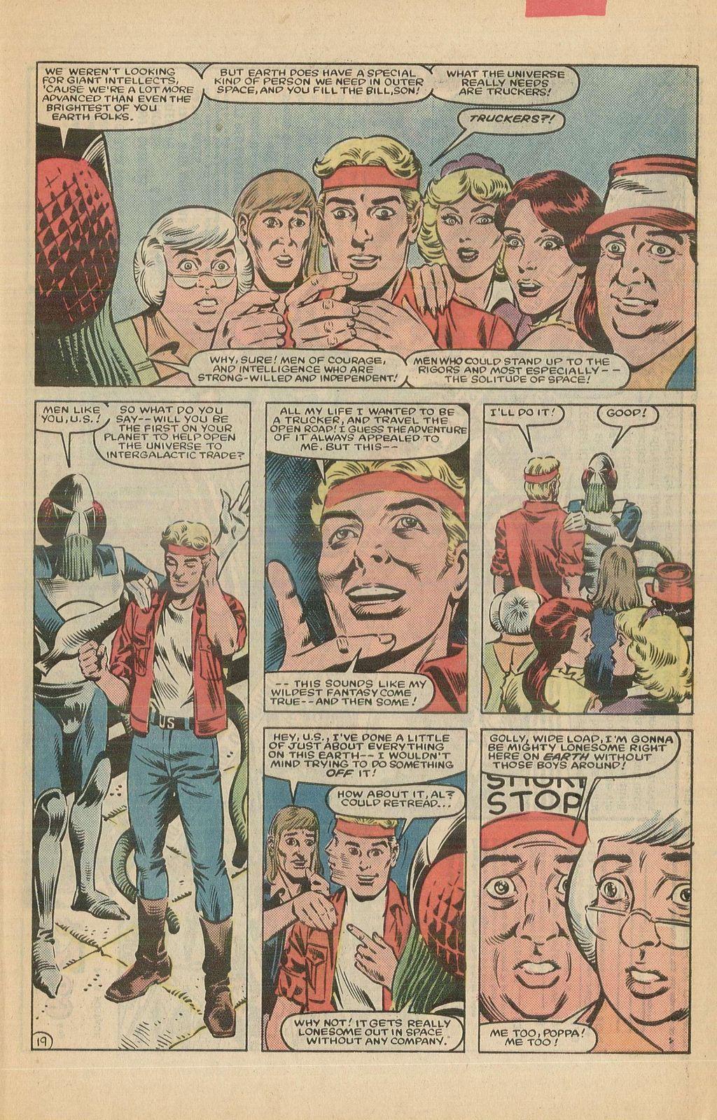 Read online U.S. 1 comic -  Issue #12 - 27