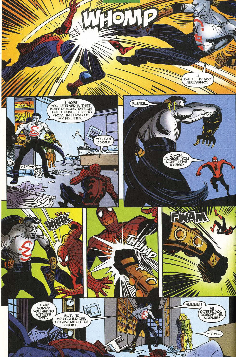 The Amazing Spider-Man (1999) _Annual_2 Page 15