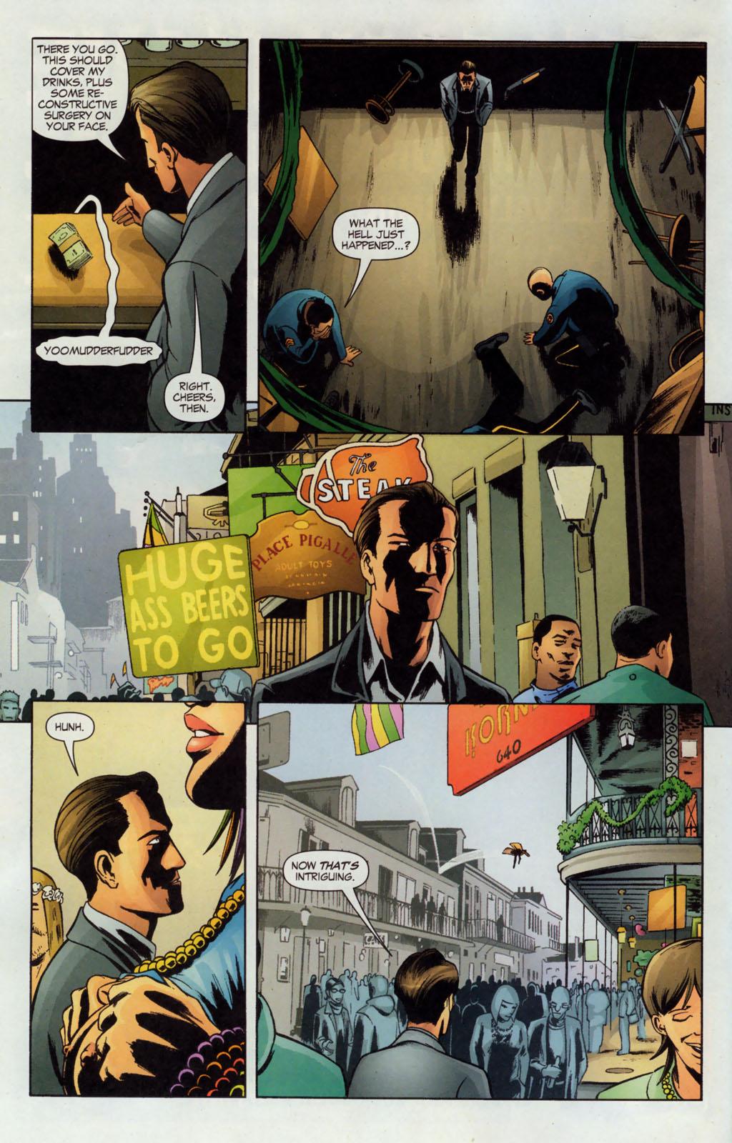 Read online Fallen Angel (2003) comic -  Issue #12 - 9