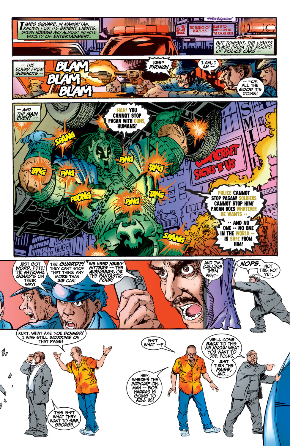 Read online Avengers (1998) comic -  Issue #14 - 2