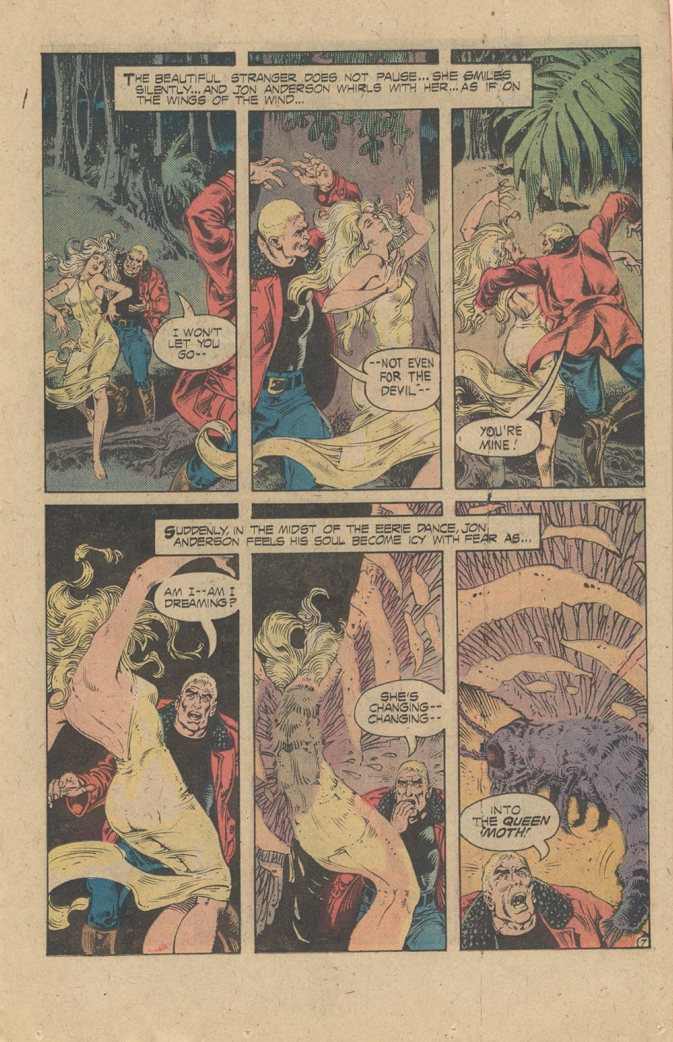 Weird Mystery Tales issue 19 - Page 8