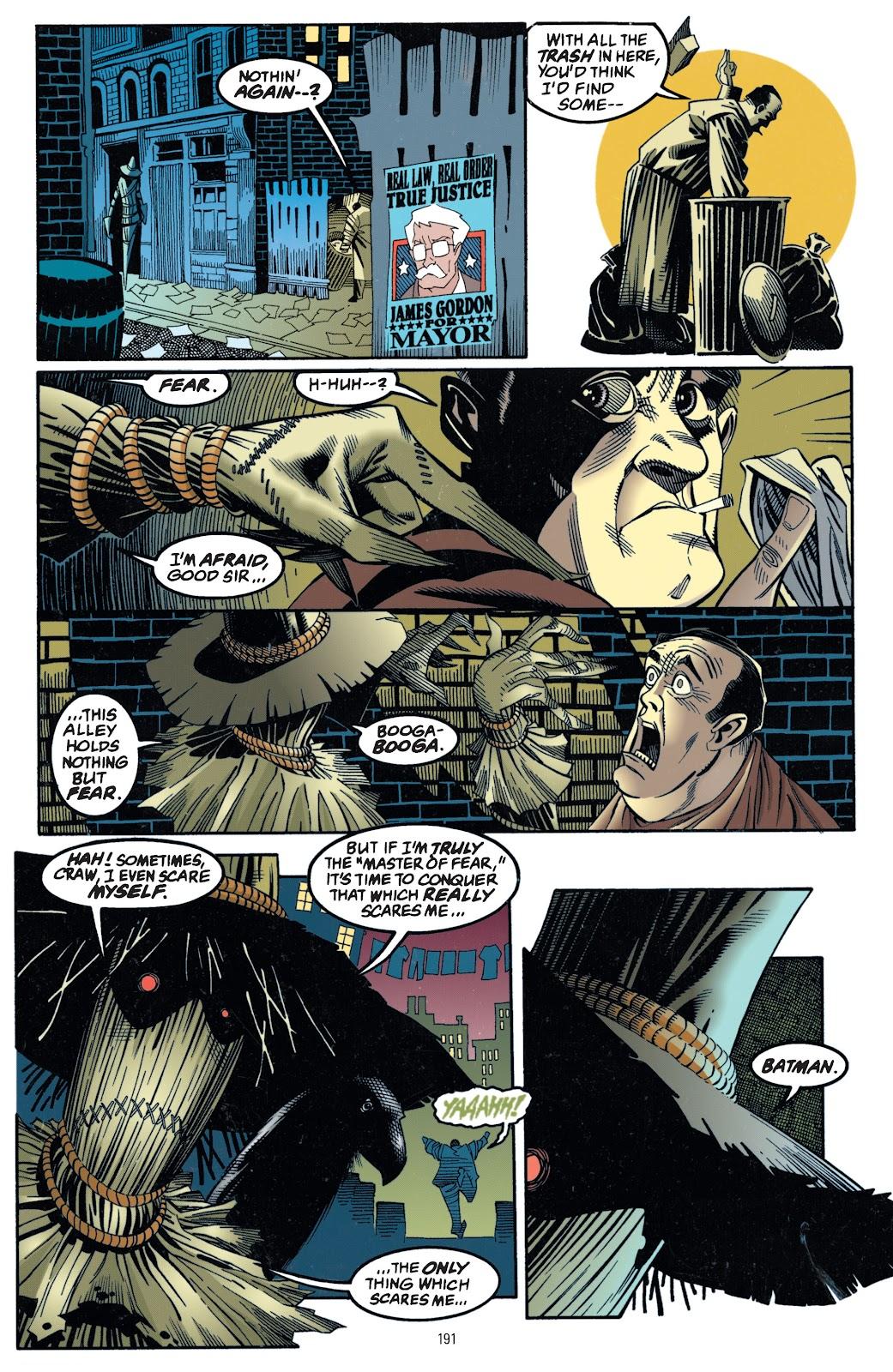 Read online Batman Arkham: Scarecrow comic -  Issue # TPB (Part 2) - 91