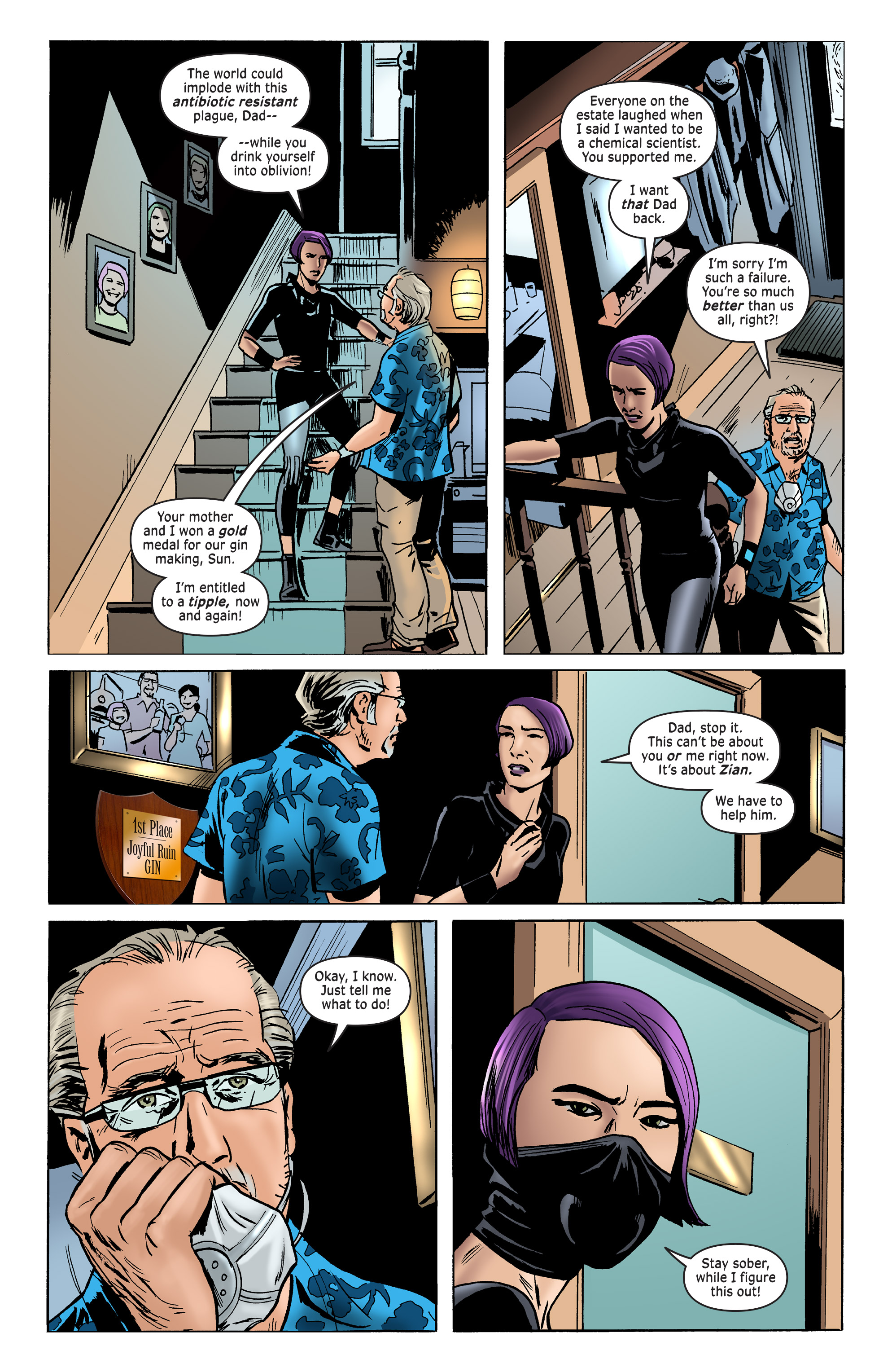 Read online Surgeon X Special: Trial & Error comic -  Issue # Full - 4