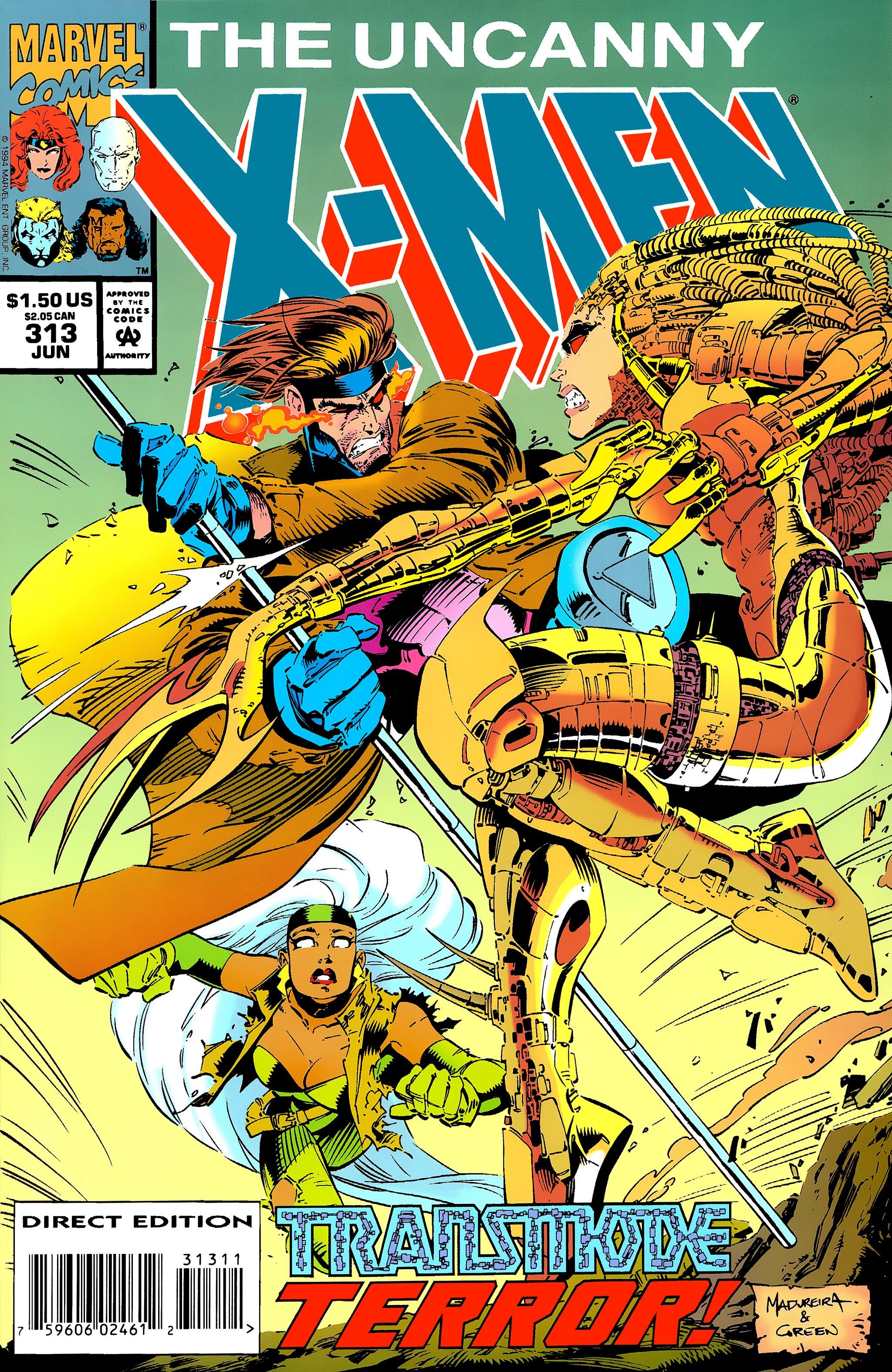 Uncanny X-Men (1963) 313 Page 1