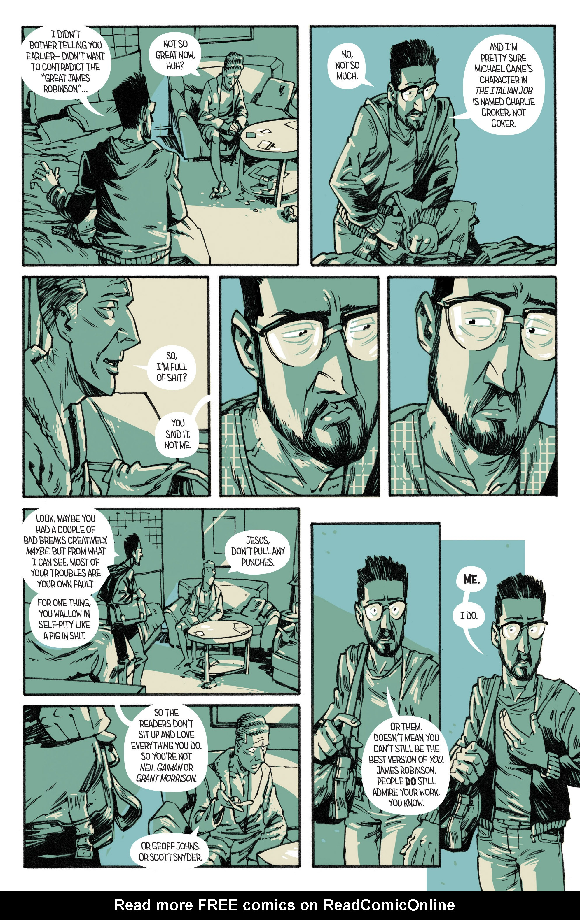 Read online Airboy comic -  Issue #4 - 23