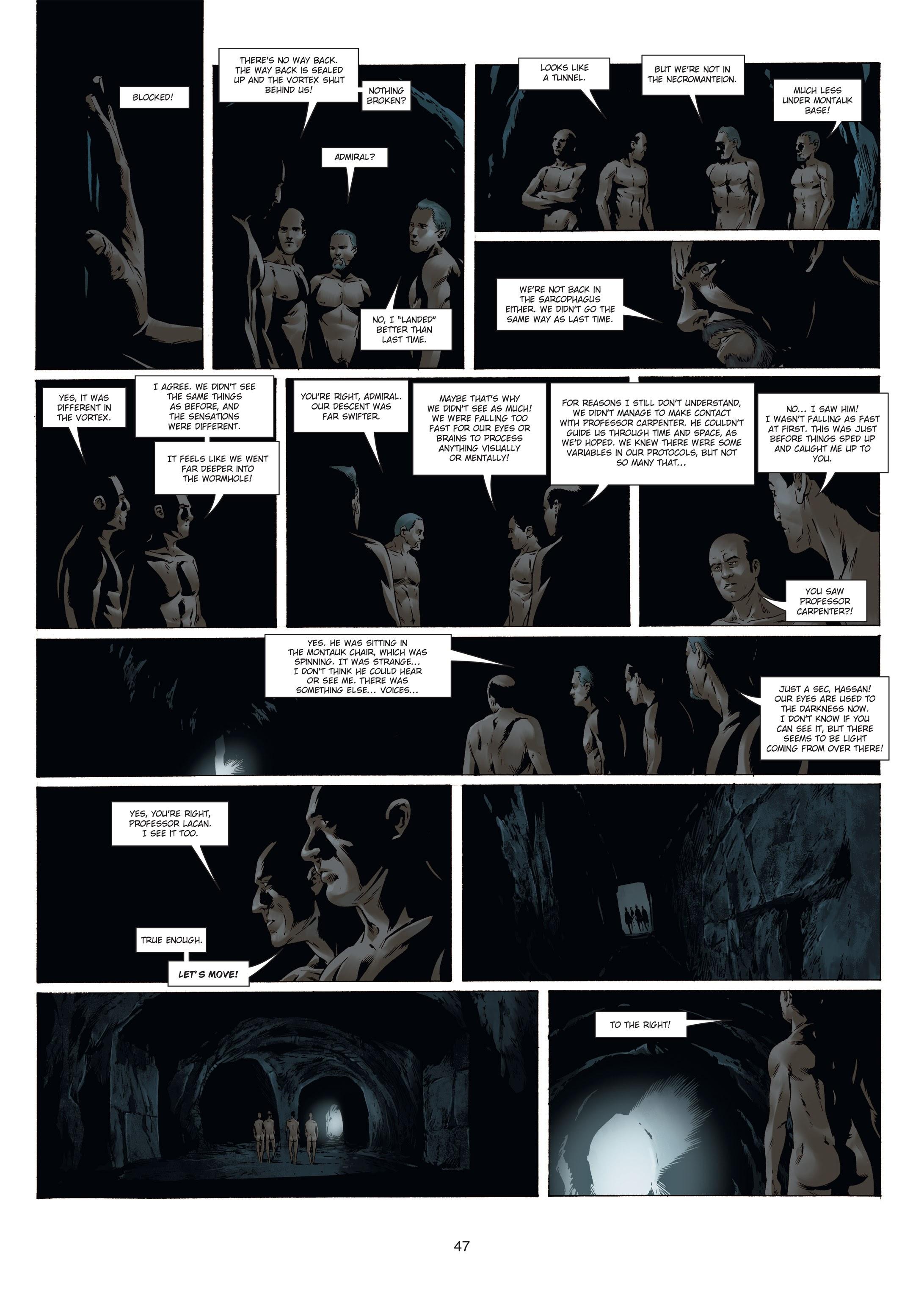 Promethee #15 #5 - English 47