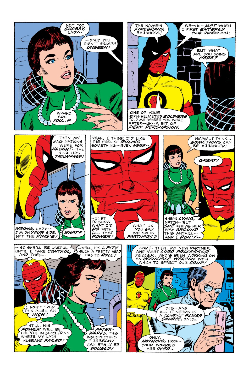 Read online Marvel Masterworks: The Invincible Iron Man comic -  Issue # TPB 10 (Part 3) - 41