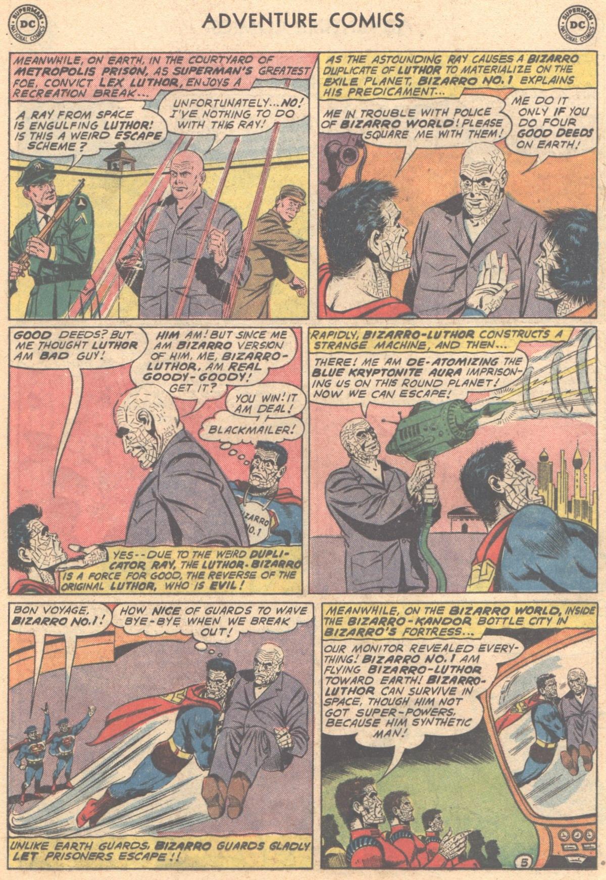 Read online Adventure Comics (1938) comic -  Issue #293 - 24