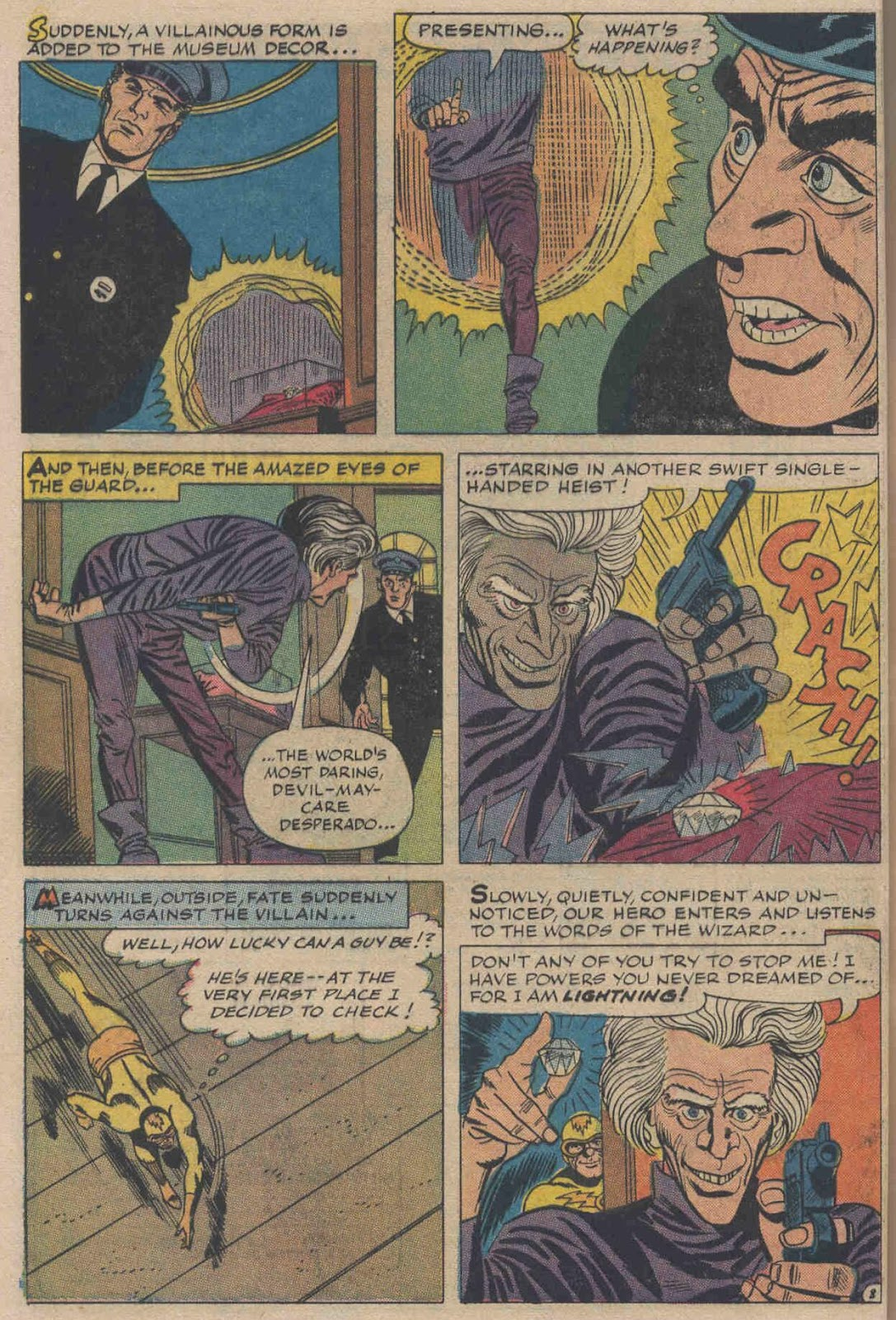T.H.U.N.D.E.R. Agents (1965) issue 6 - Page 28