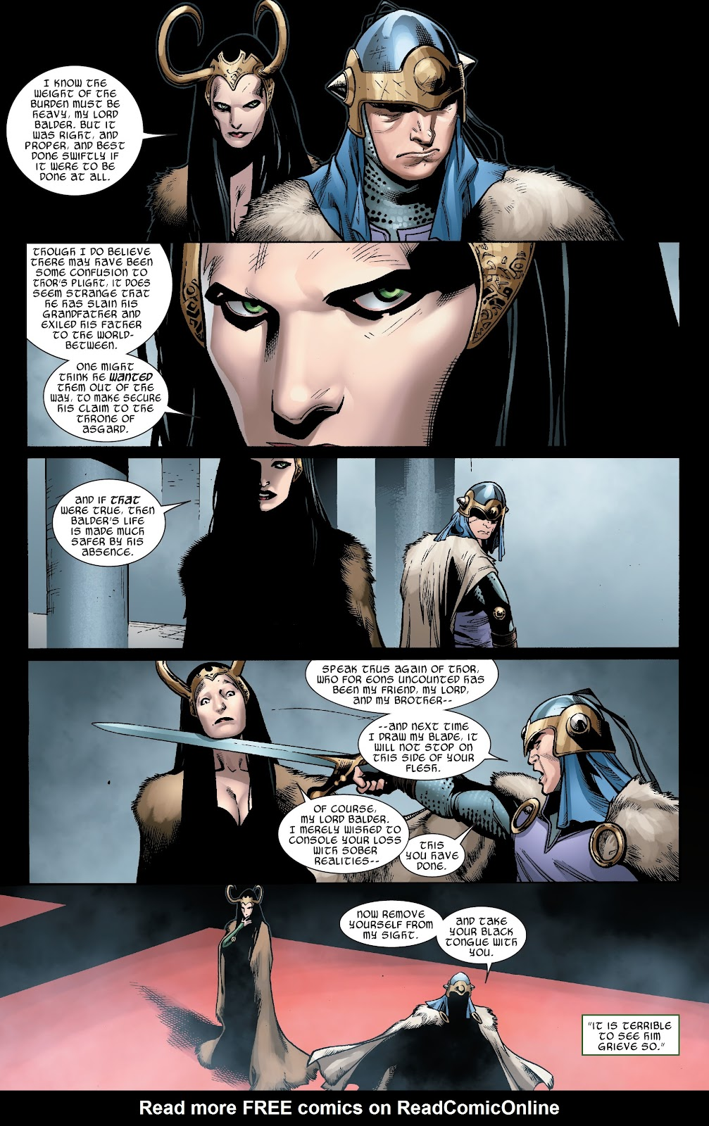 Read online Siege Prelude comic -  Issue # TPB (Part 1) - 71