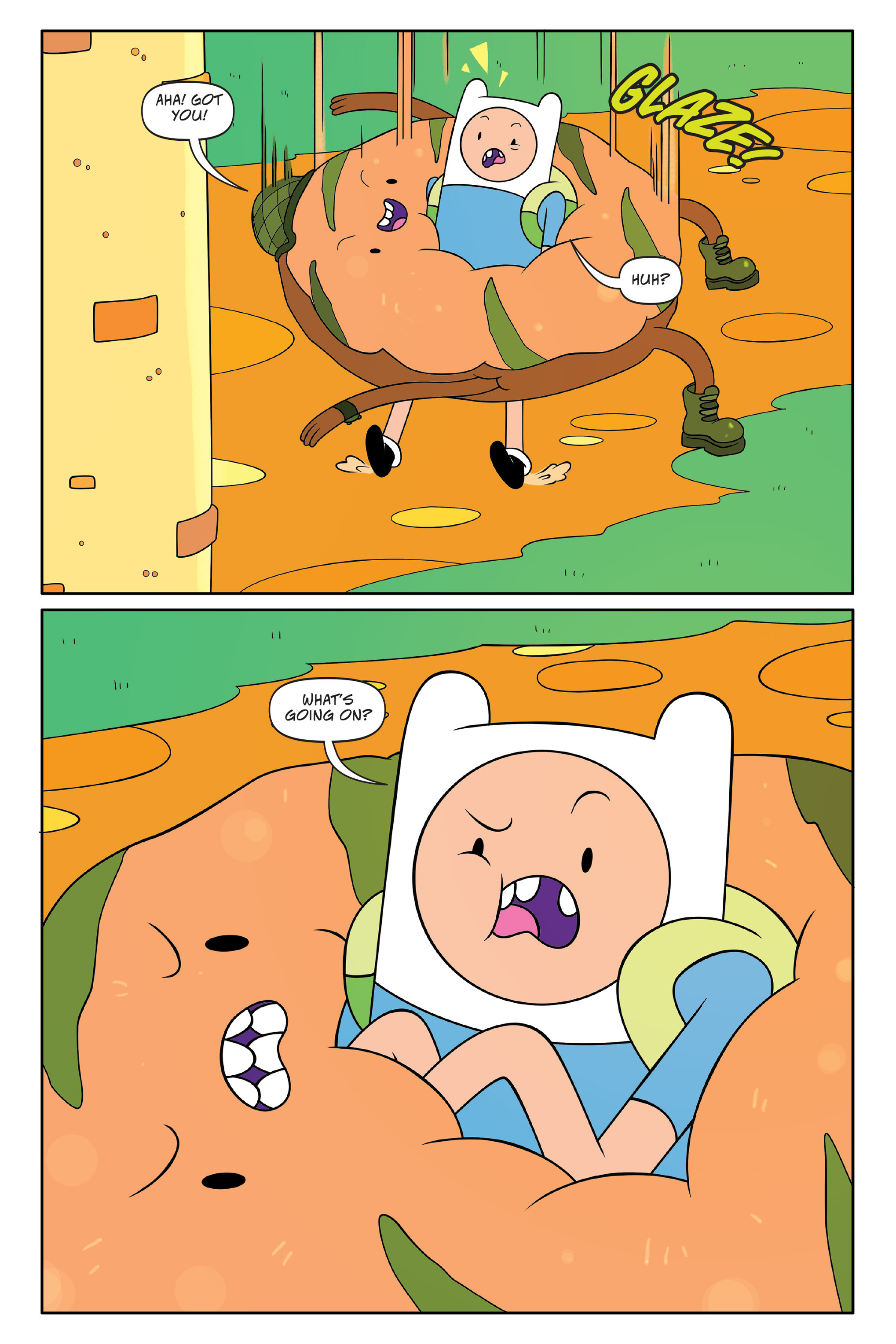 Read online Adventure Time: The Four Castles comic -  Issue #Adventure Time: The Four Castles TPB - 116