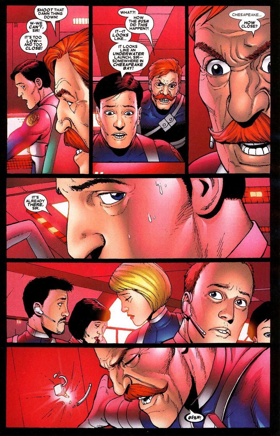 Read online Wolverine: Origins comic -  Issue #1 - 10