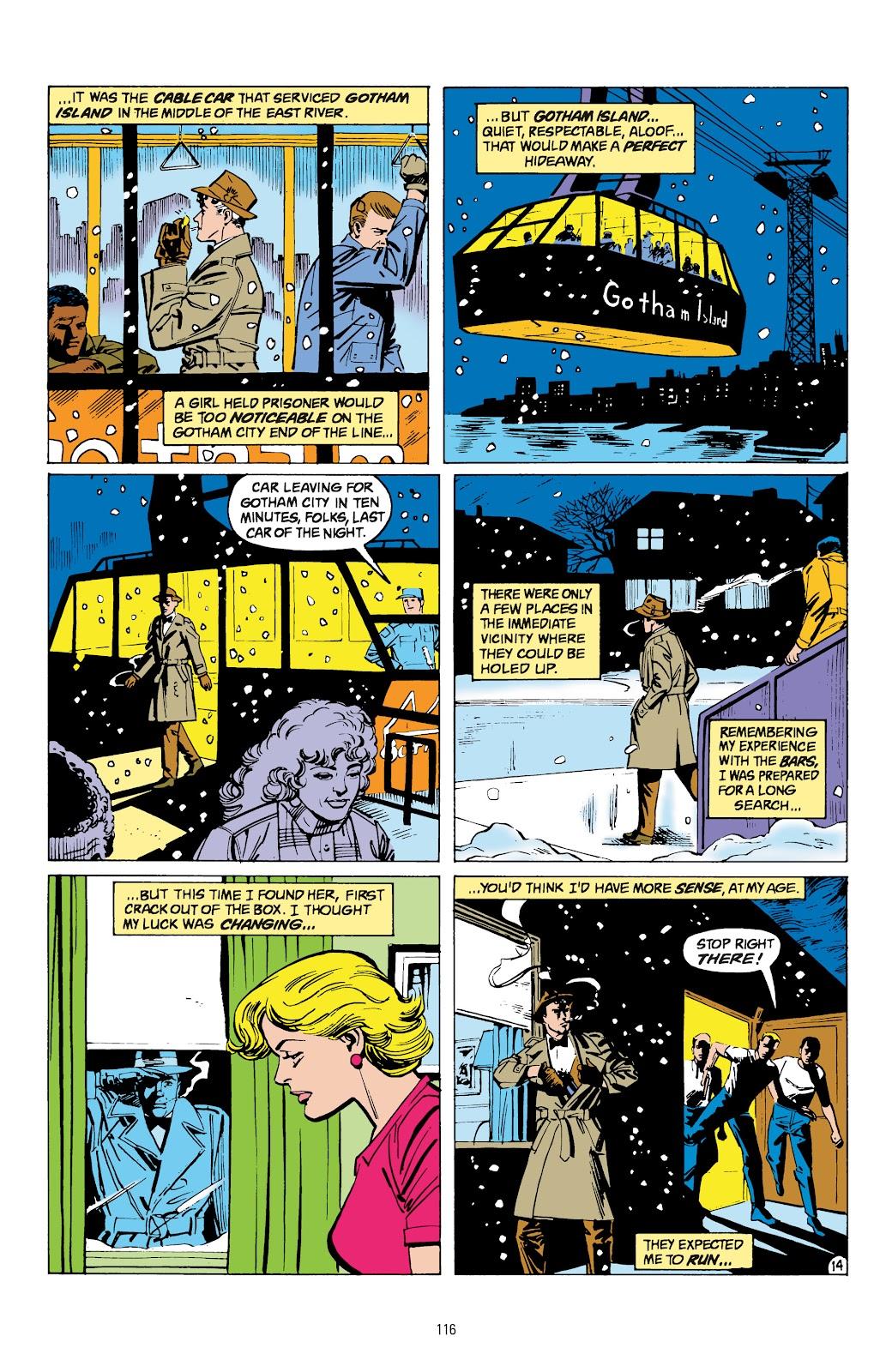 Read online Detective Comics (1937) comic -  Issue # _TPB Batman - The Dark Knight Detective 1 (Part 2) - 16