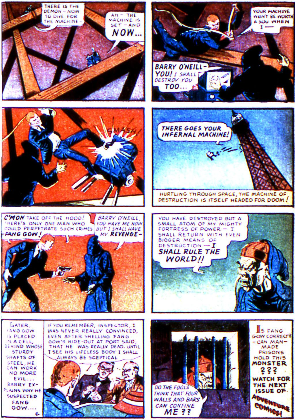 Read online Adventure Comics (1938) comic -  Issue #43 - 15