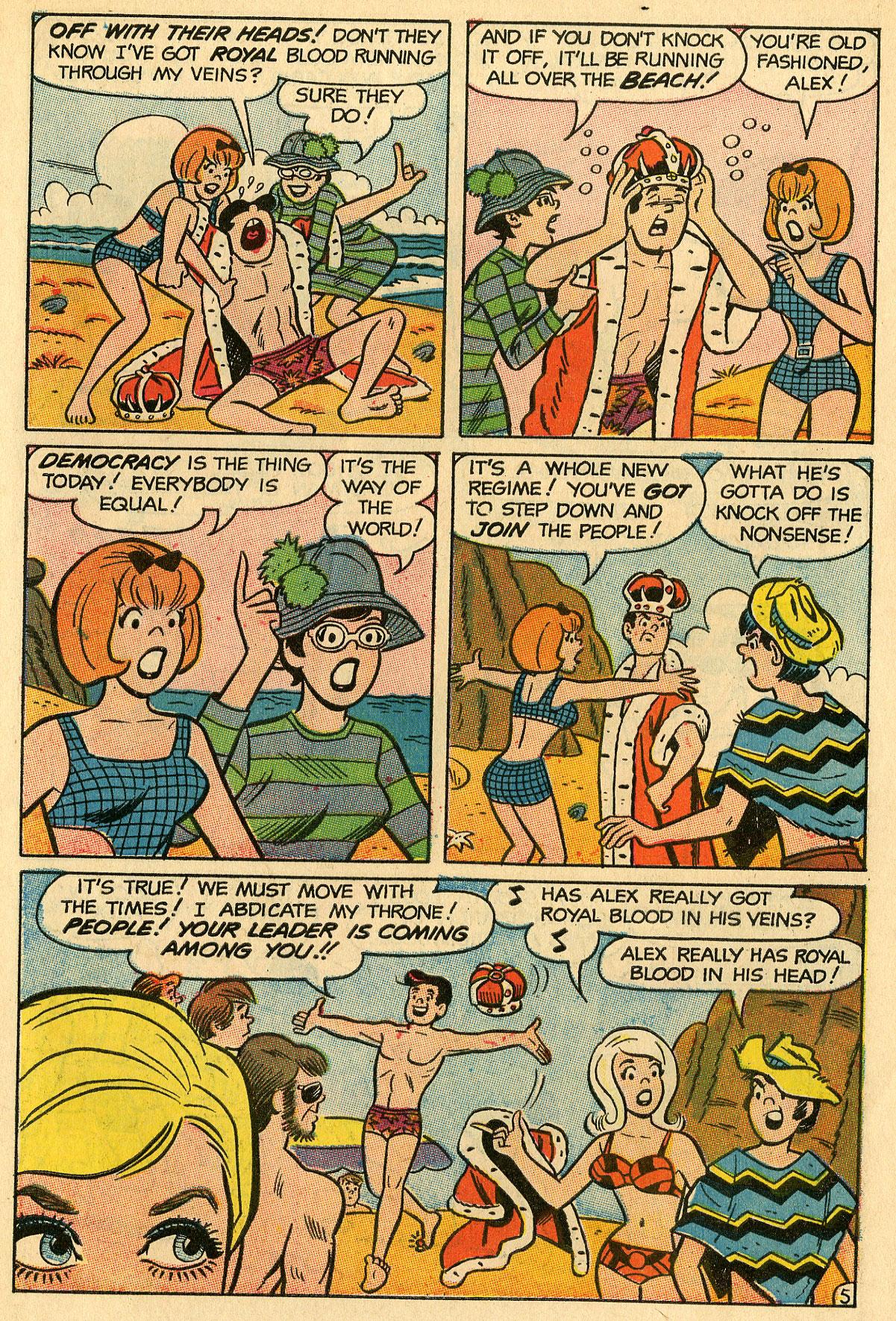 Read online She's Josie comic -  Issue #30 - 7