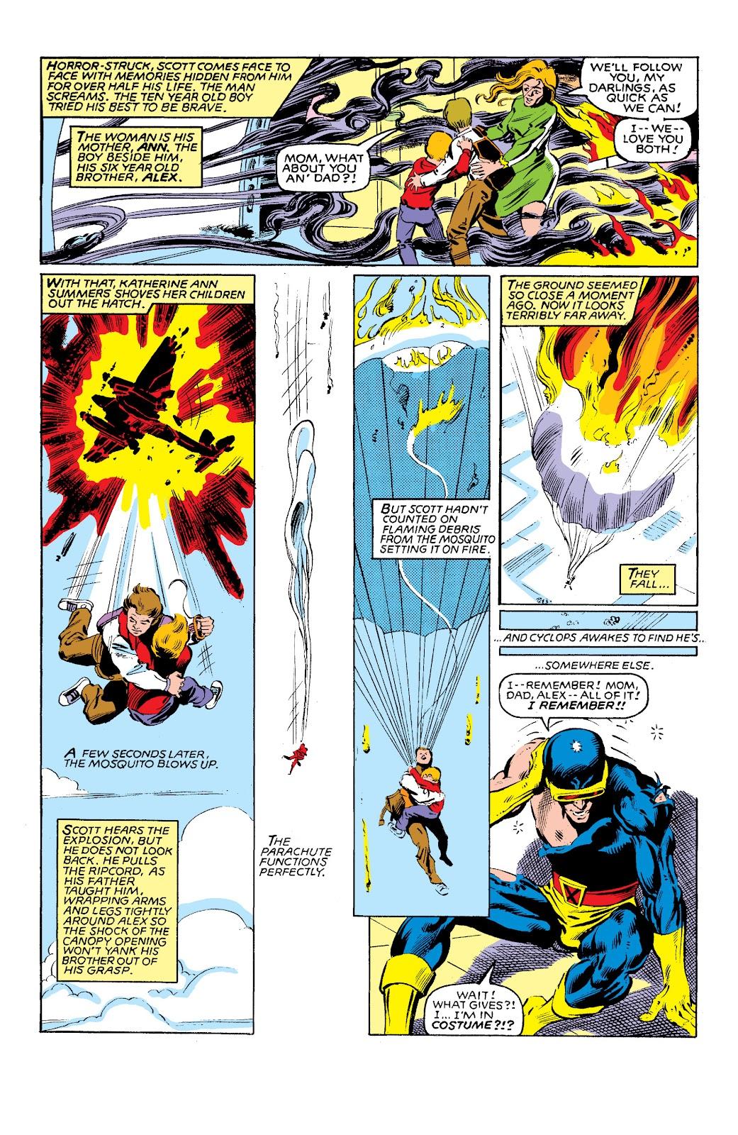 Uncanny X-Men (1963) issue 144 - Page 13