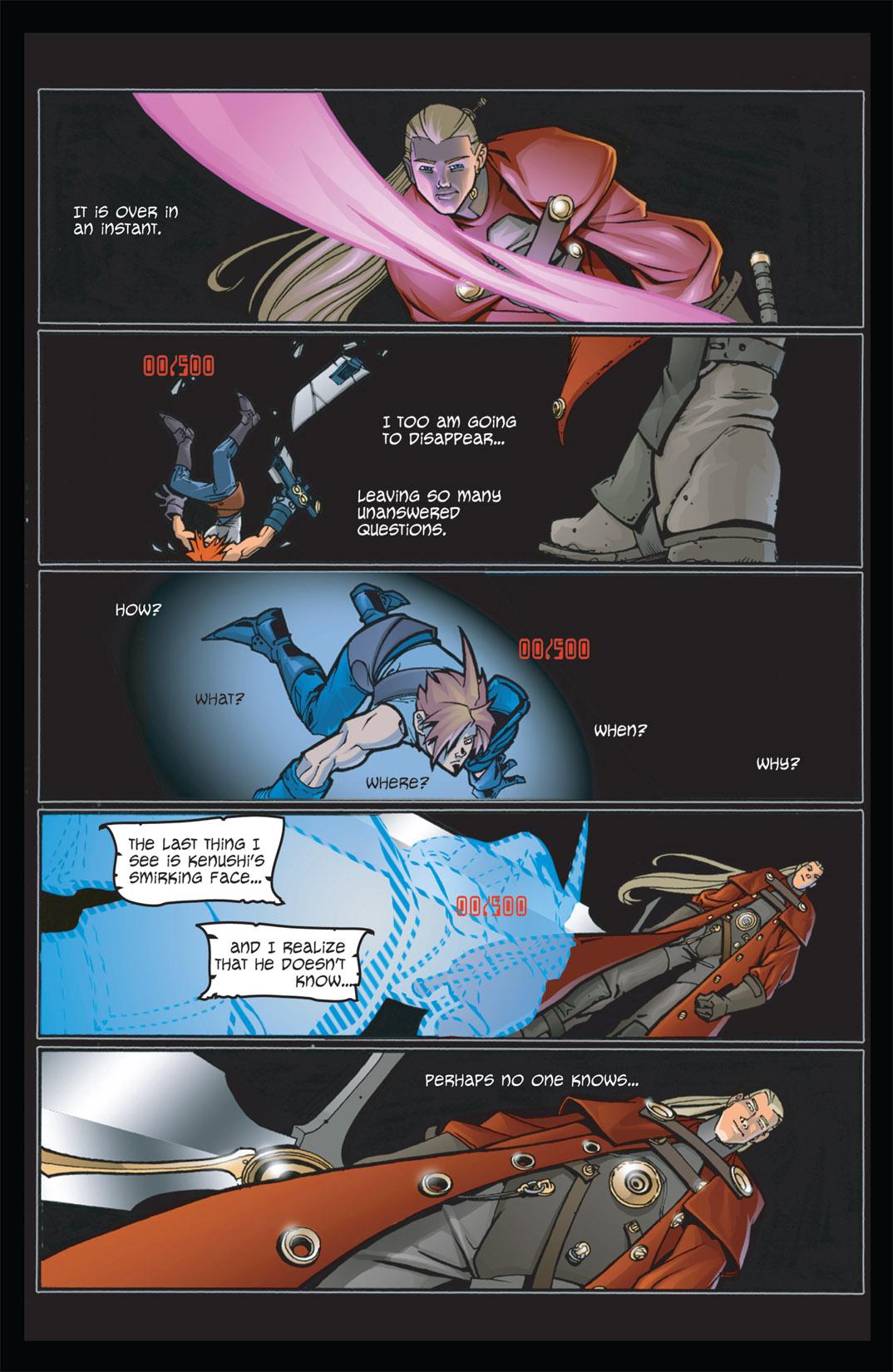 Read online Nightmare World comic -  Issue # Vol. 1 Thirteen Tales of Terror - 87