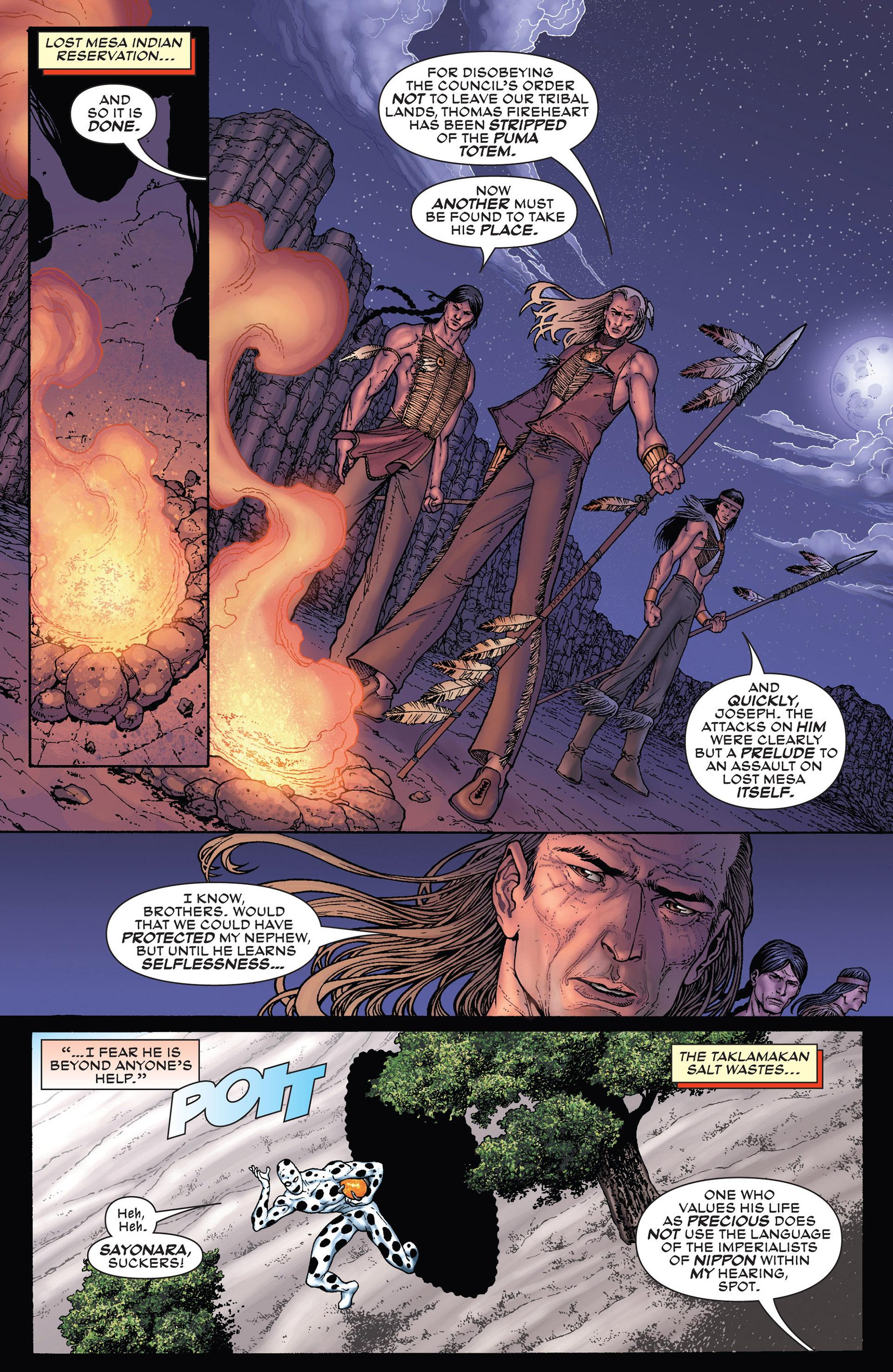 Read online Super-Villain Team-Up/MODOK's 11 comic -  Issue #3 - 18