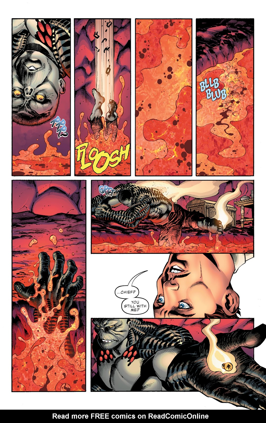 Read online Damage (2018) comic -  Issue #16 - 7