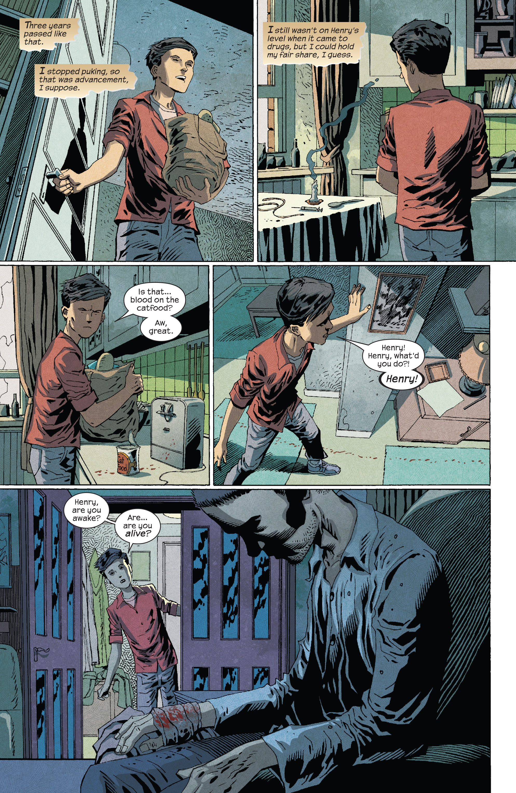 Read online Dark Tower: The Drawing of the Three - The Prisoner comic -  Issue #4 - 9