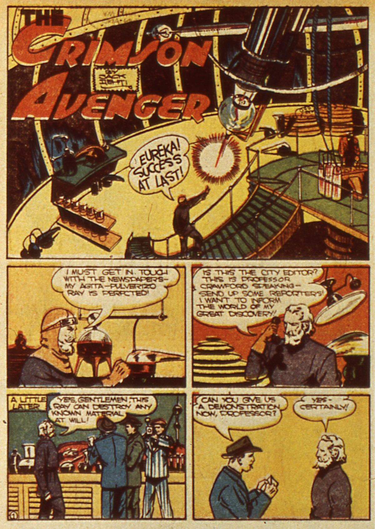 Read online Detective Comics (1937) comic -  Issue #45 - 30