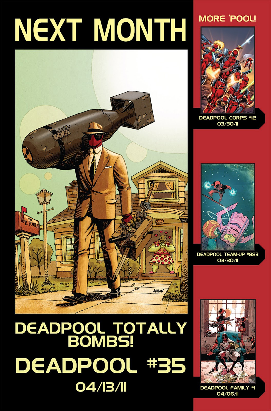 Read online Deadpool (2008) comic -  Issue #34 - 24