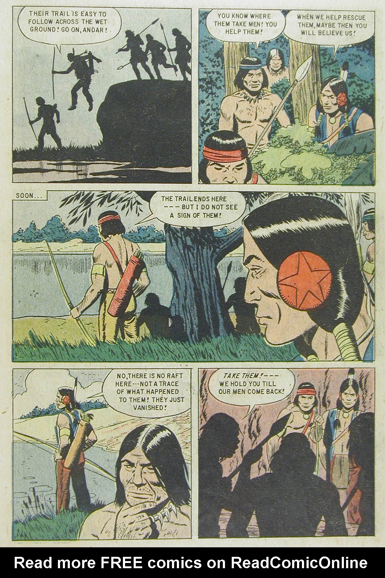 Read online Turok, Son of Stone comic -  Issue #13 - 7