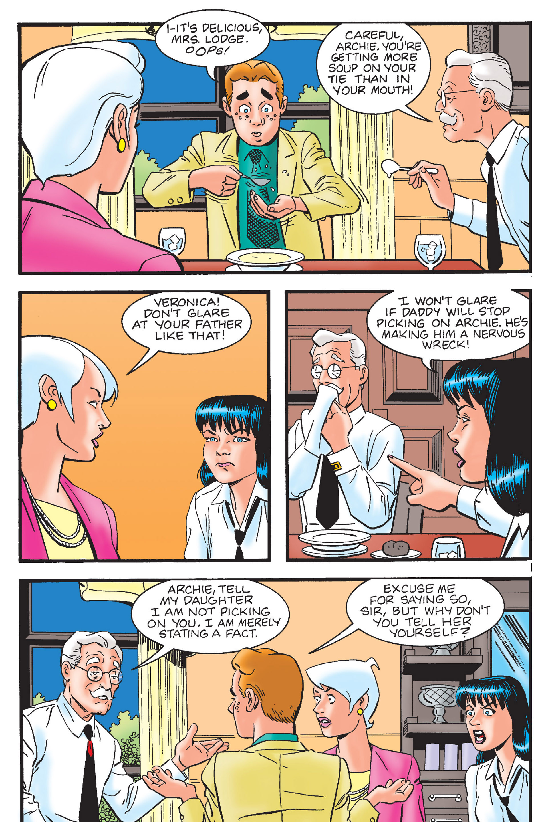 Read online Archie's New Look Series comic -  Issue #4 - 69