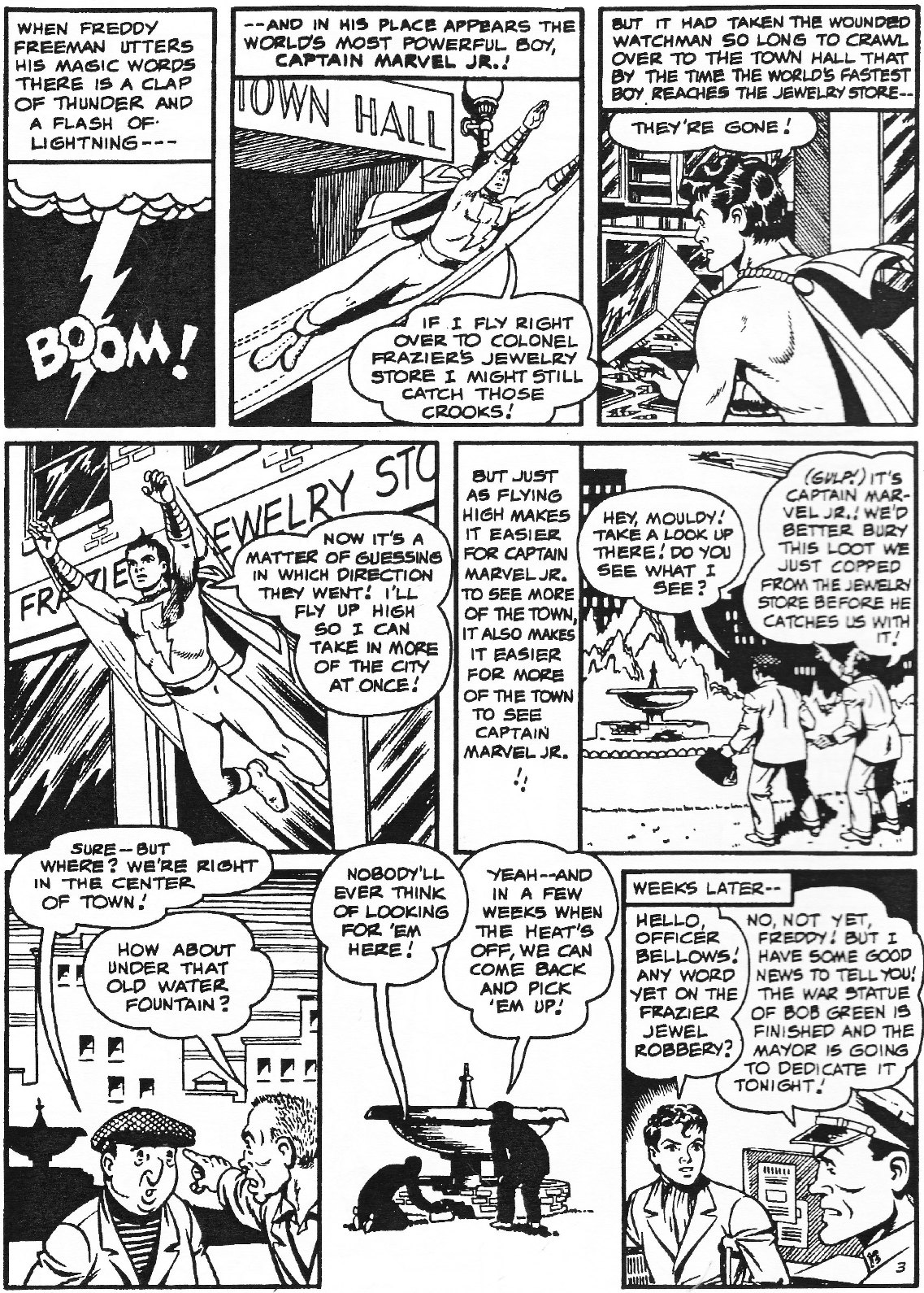 Read online Men of Mystery Comics comic -  Issue #84 - 222