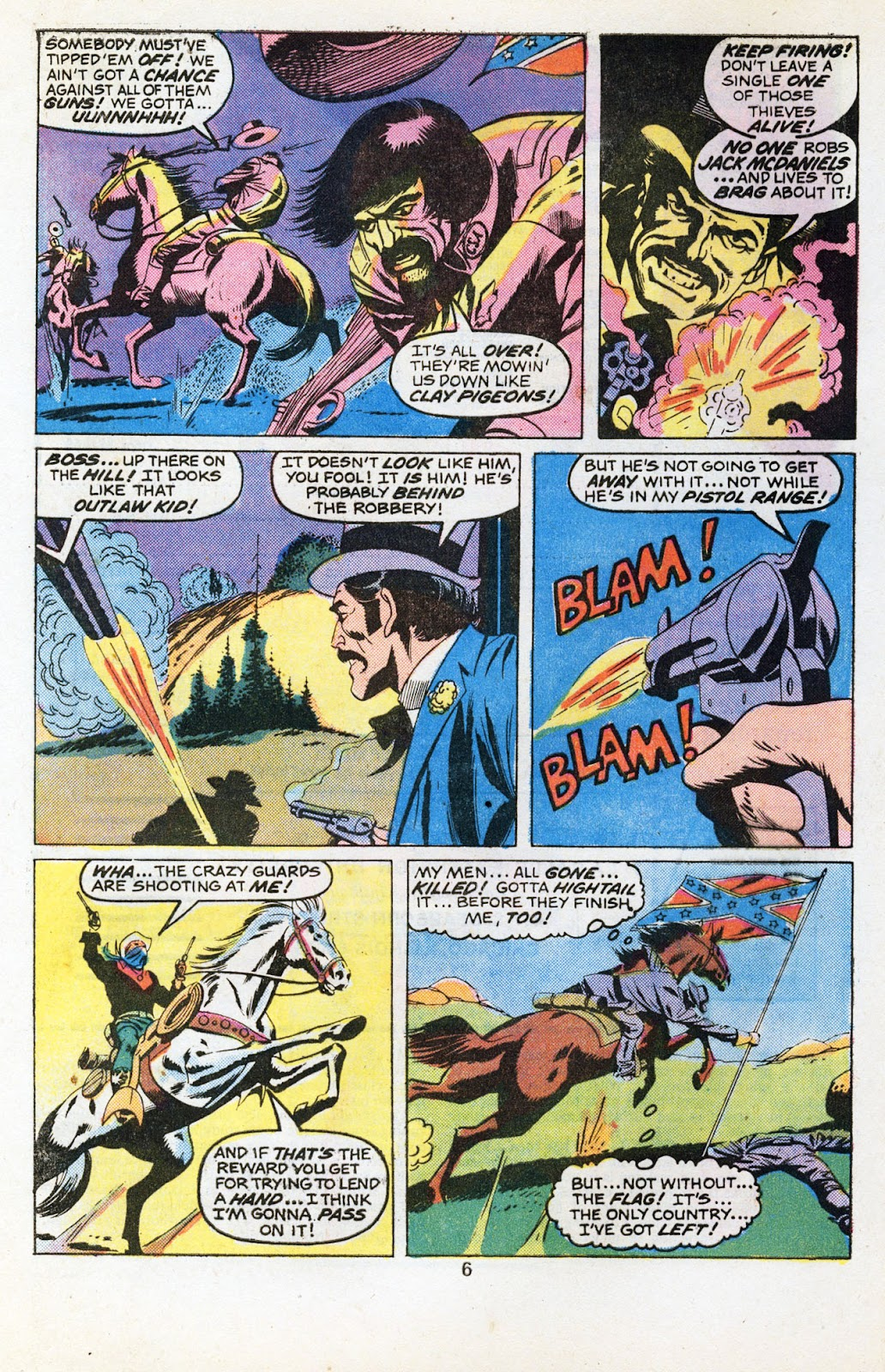 The Outlaw Kid (1970) issue 30 - Page 8