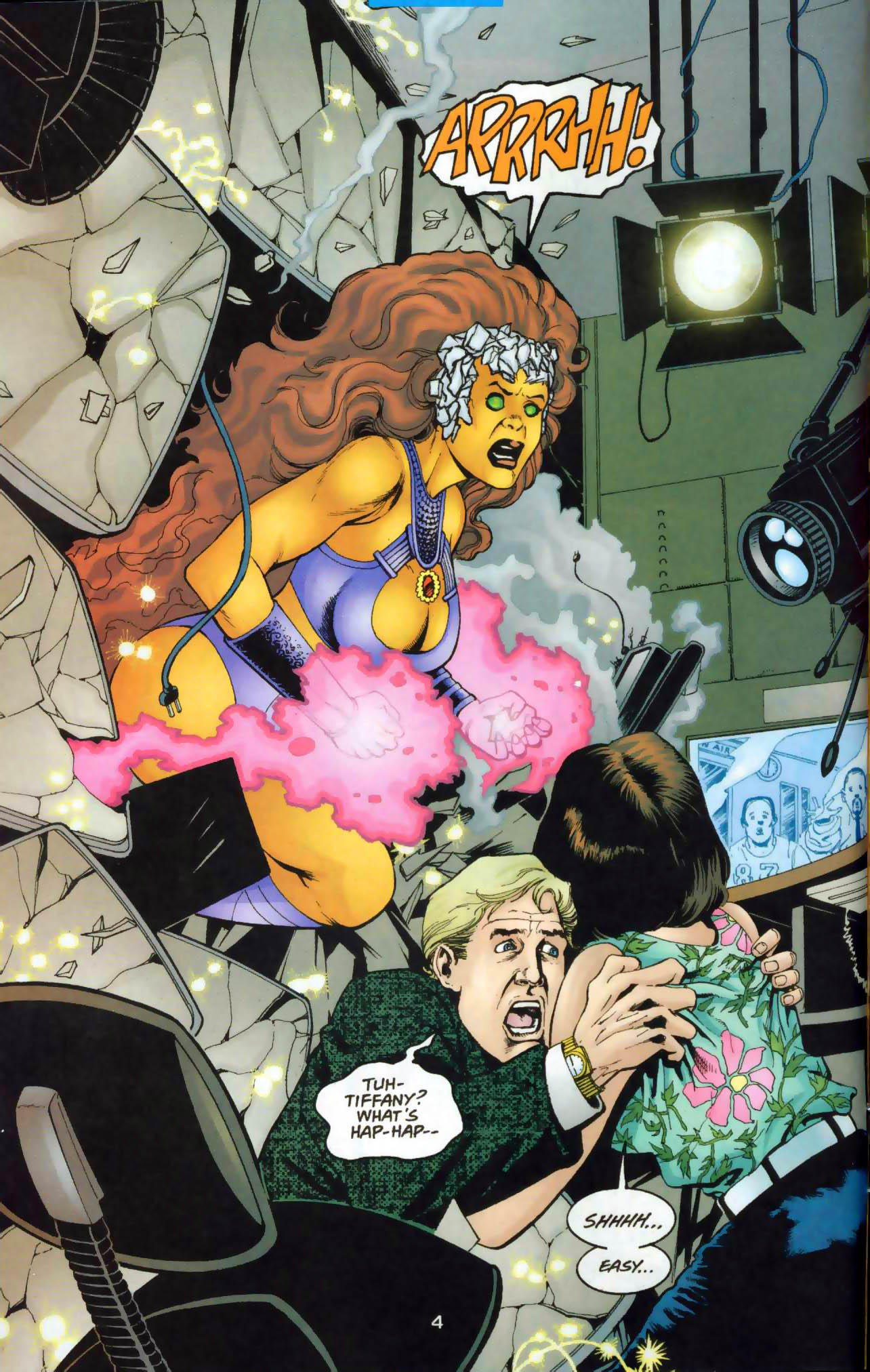Read online The Titans (1999) comic -  Issue #48 - 5