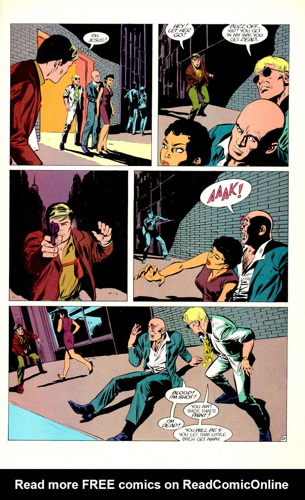 Jon Sable, Freelance issue 51 - Page 27