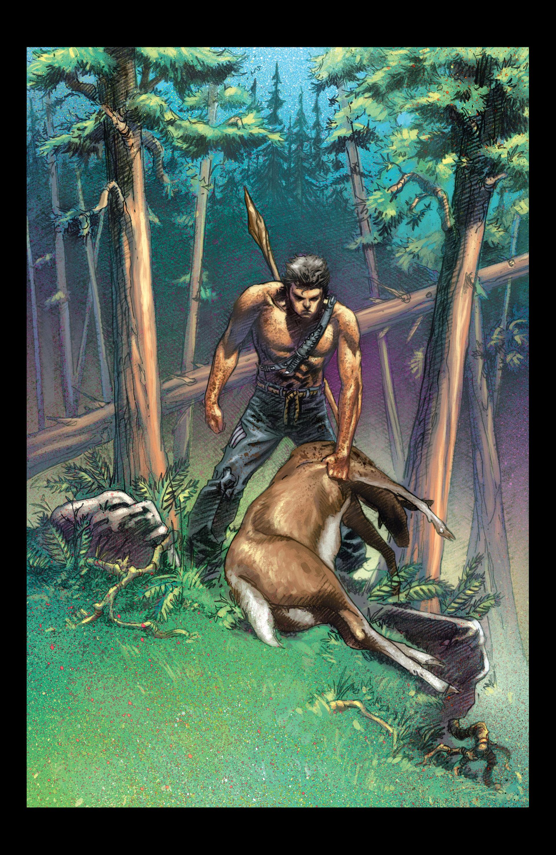 Read online Wolverine: The Origin comic -  Issue #4 - 15