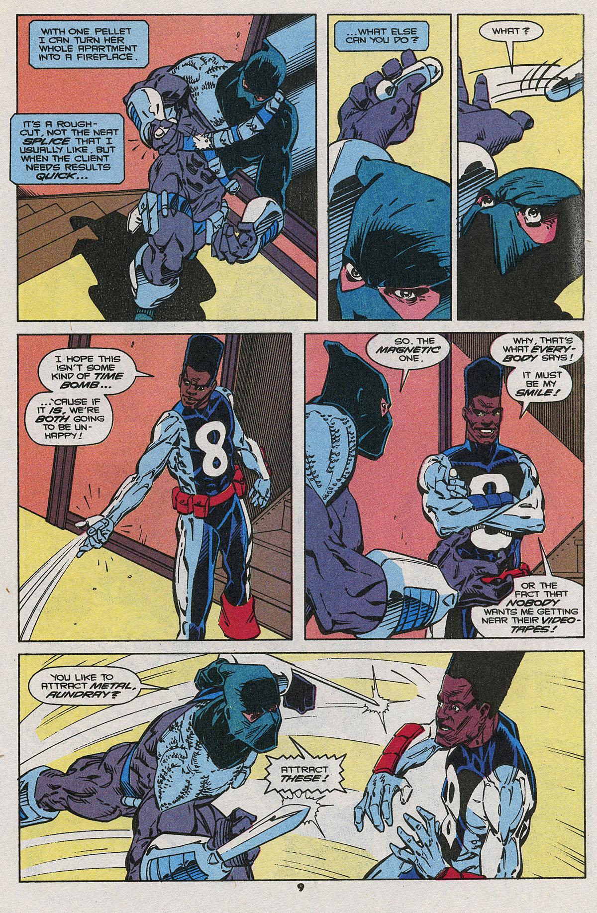 Read online Wonder Man (1991) comic -  Issue #20 - 9