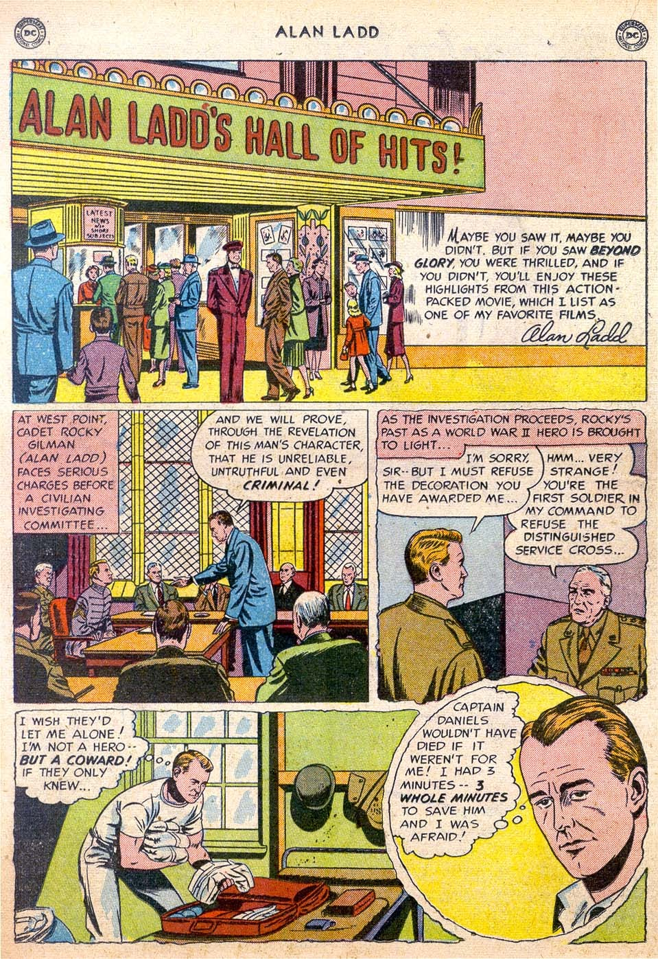 Adventures of Alan Ladd issue 4 - Page 26