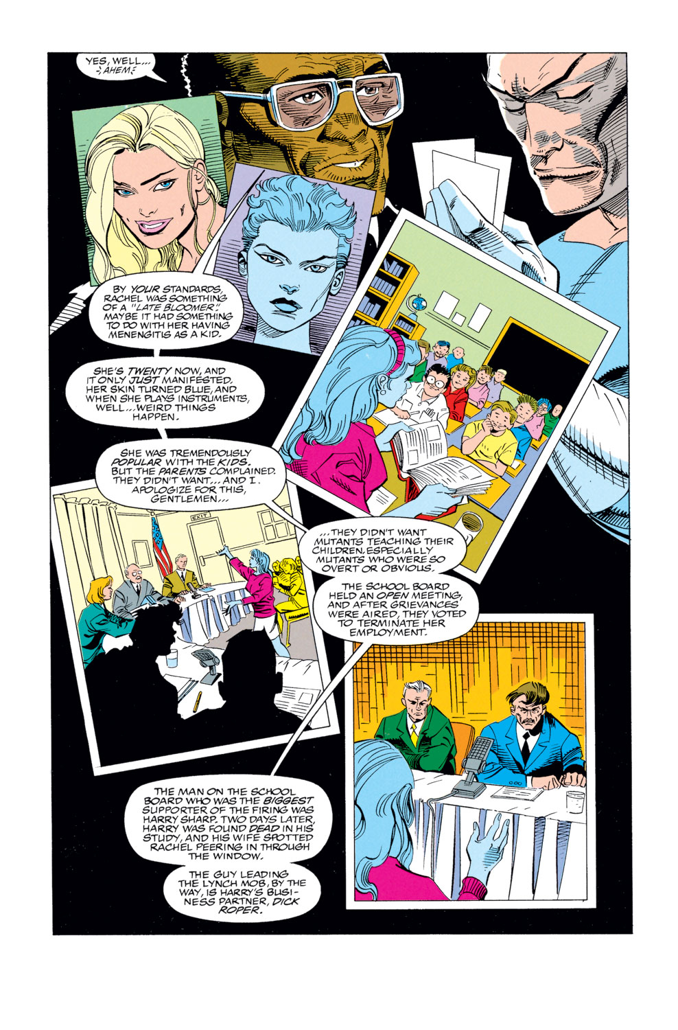 Read online X-Factor (1986) comic -  Issue #79 - 15