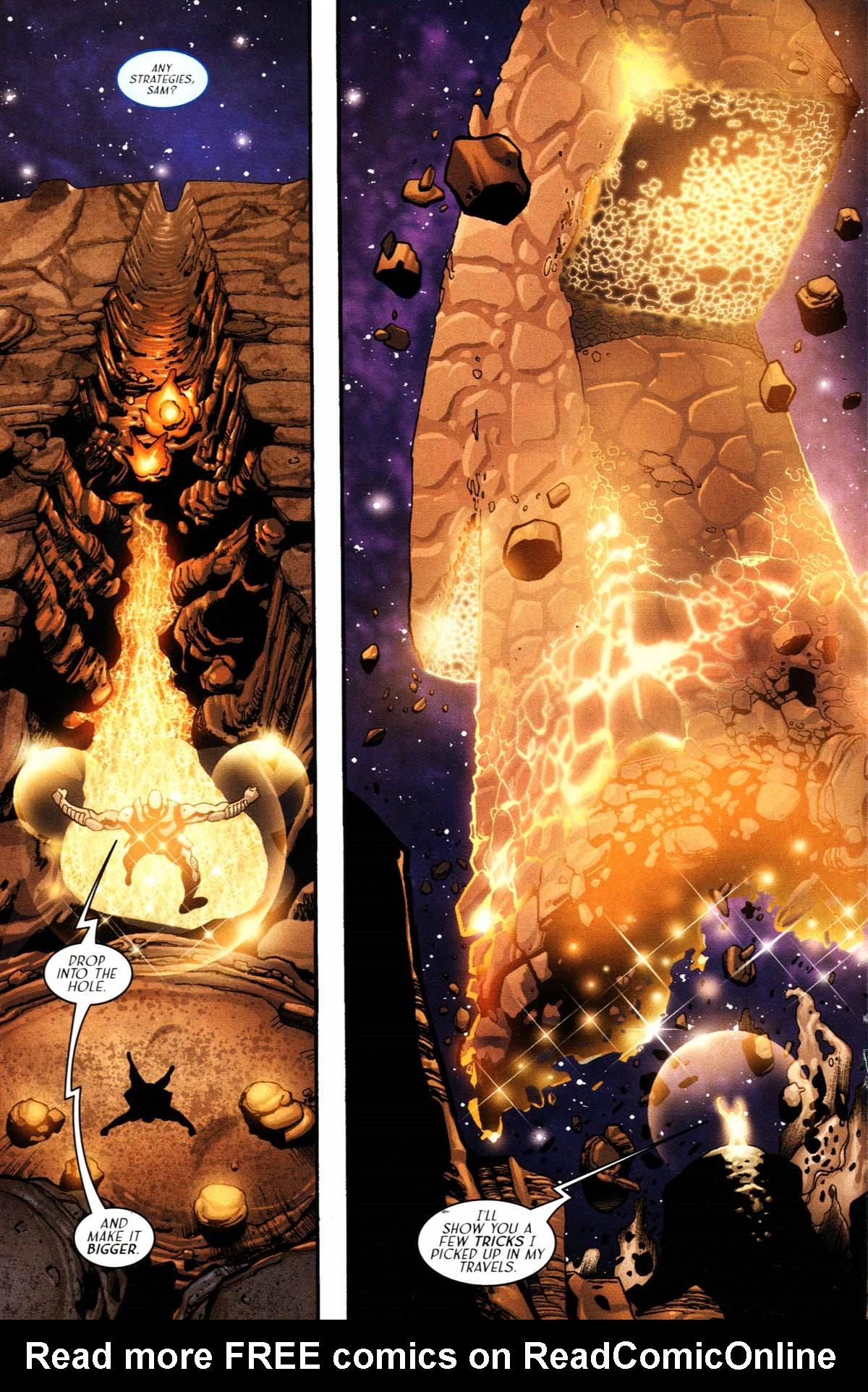 Read online Sigil (2000) comic -  Issue #23 - 26