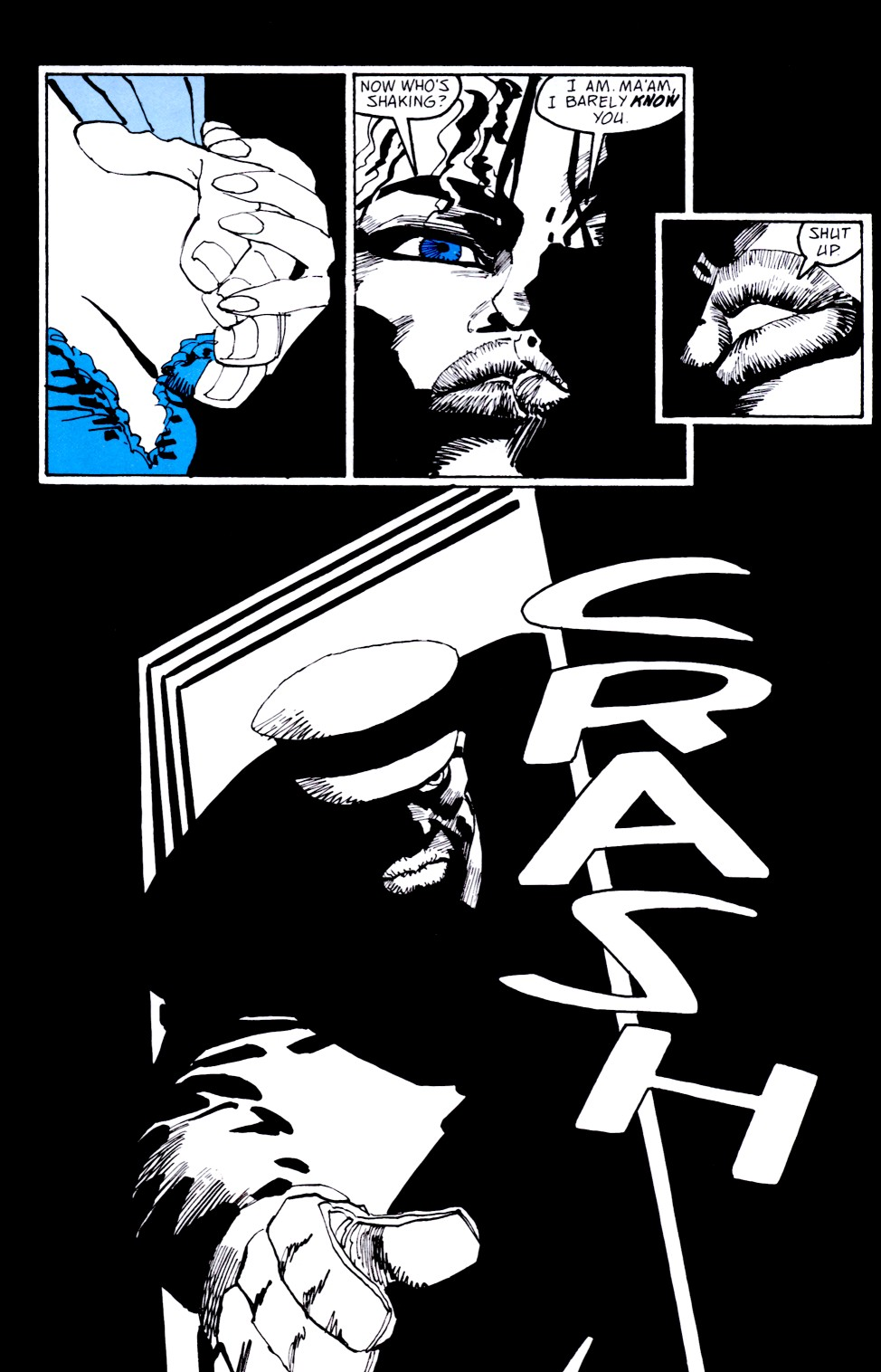 Read online Sin City: Hell and Back comic -  Issue #4 - 18