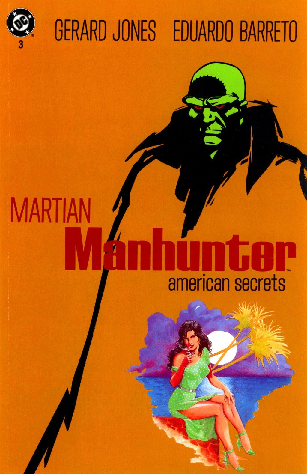 Martian Manhunter: American Secrets issue 3 - Page 1