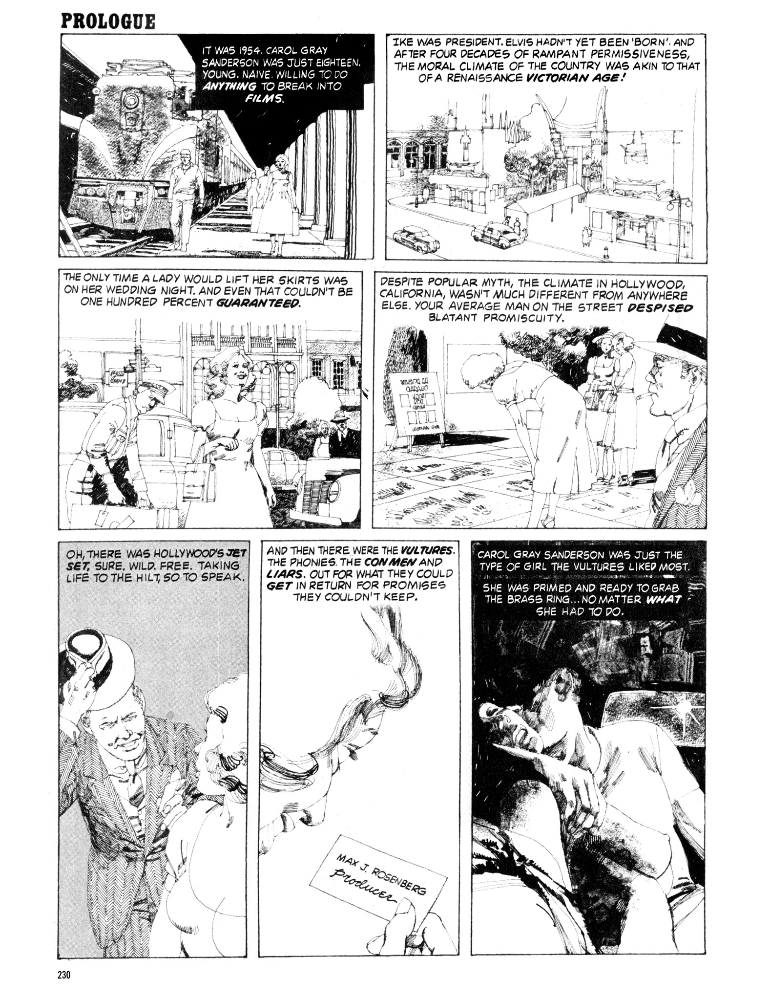 Read online Eerie Archives comic -  Issue # TPB 18 - 227