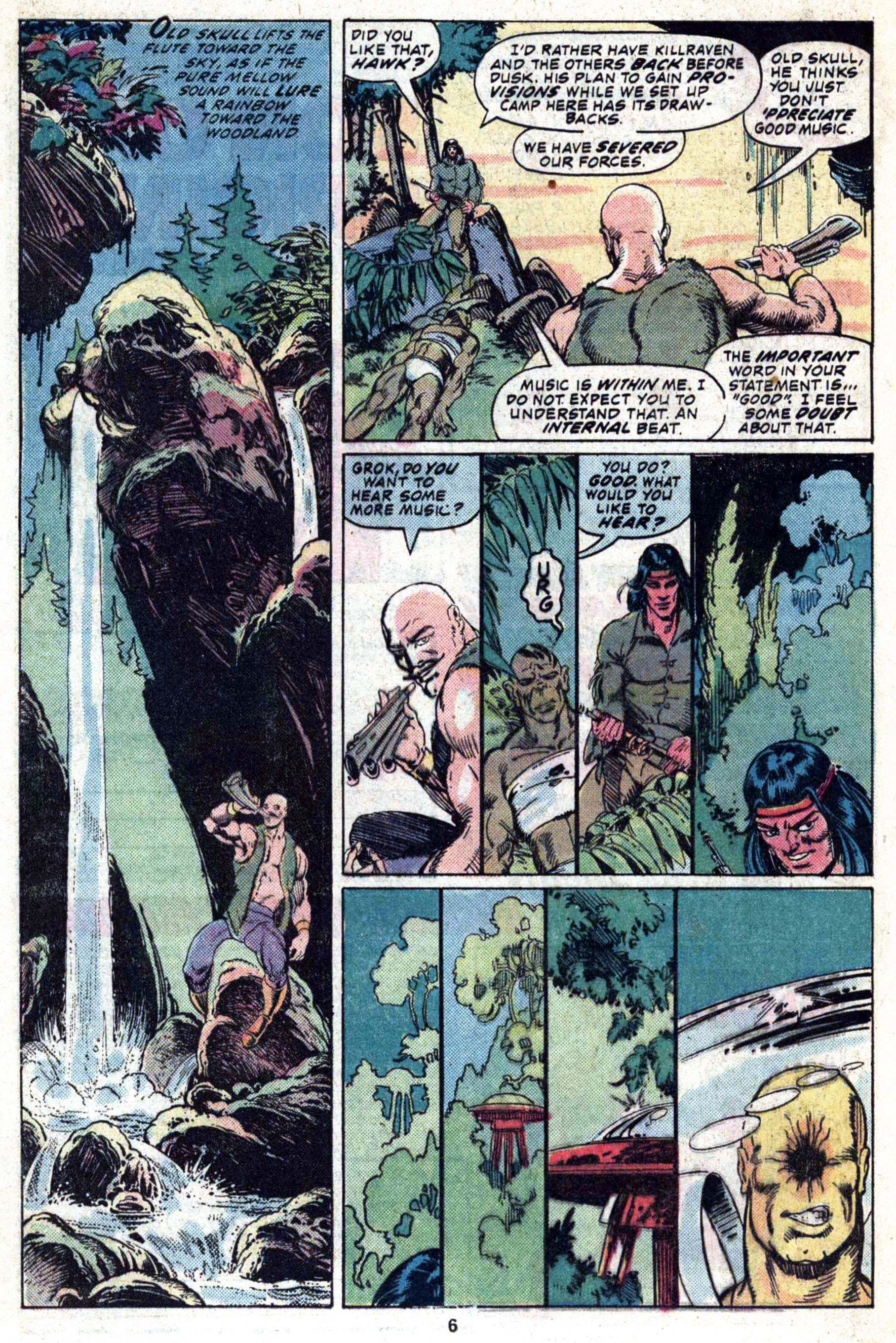 Read online Amazing Adventures (1970) comic -  Issue #34 - 8