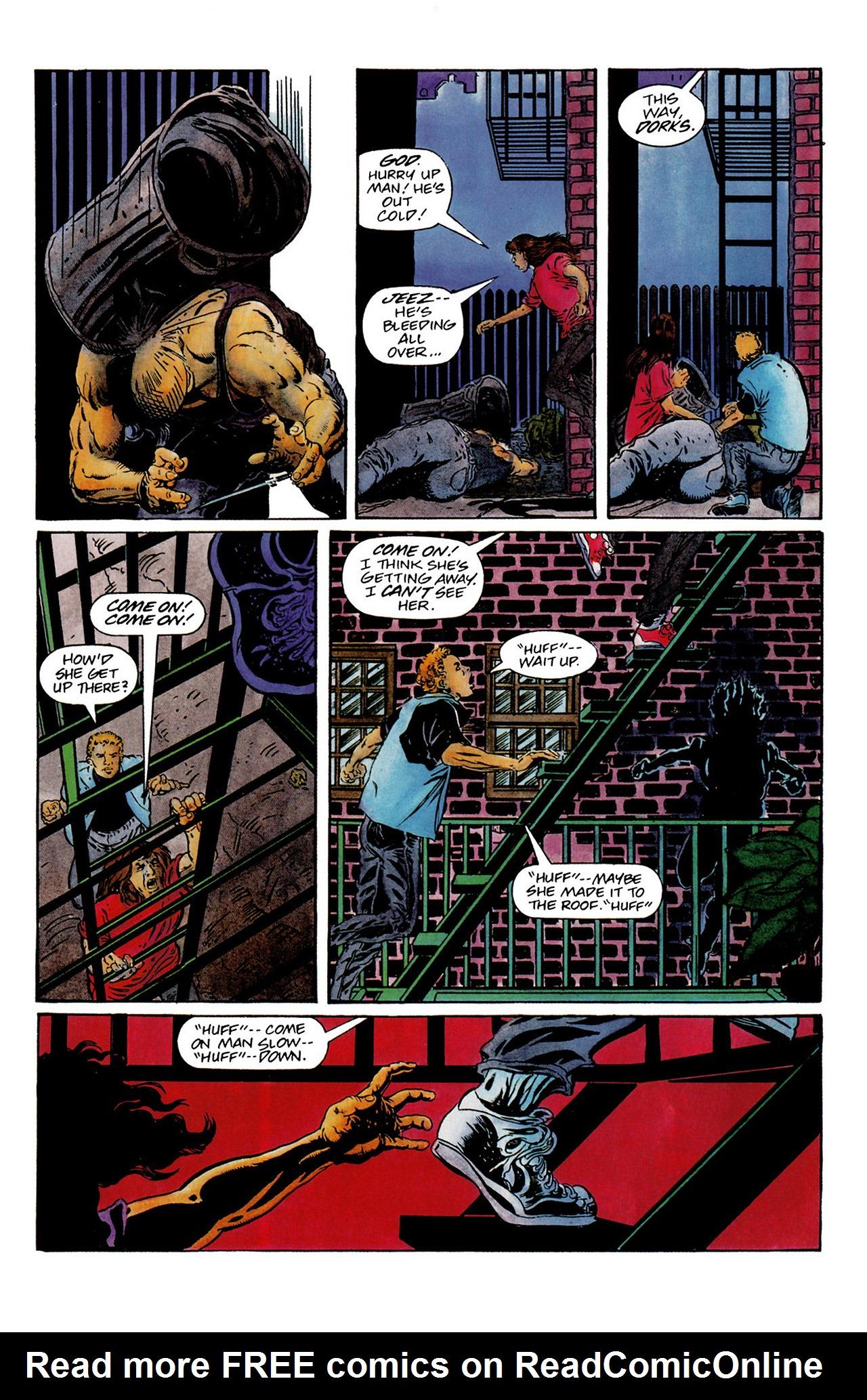 Read online Harbinger (1992) comic -  Issue #13 - 20
