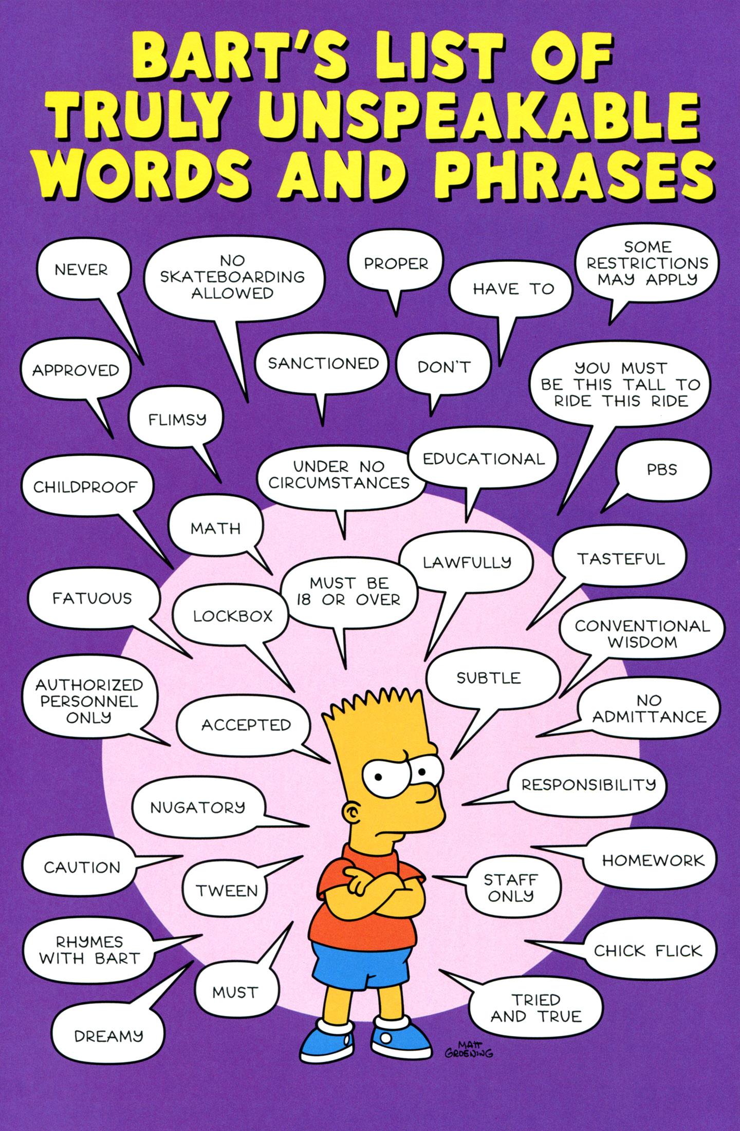 Read online Simpsons Comics Presents Bart Simpson comic -  Issue #72 - 30