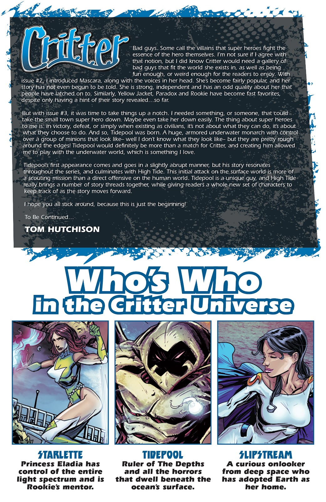 Read online Critter (2015) comic -  Issue #3 - 26